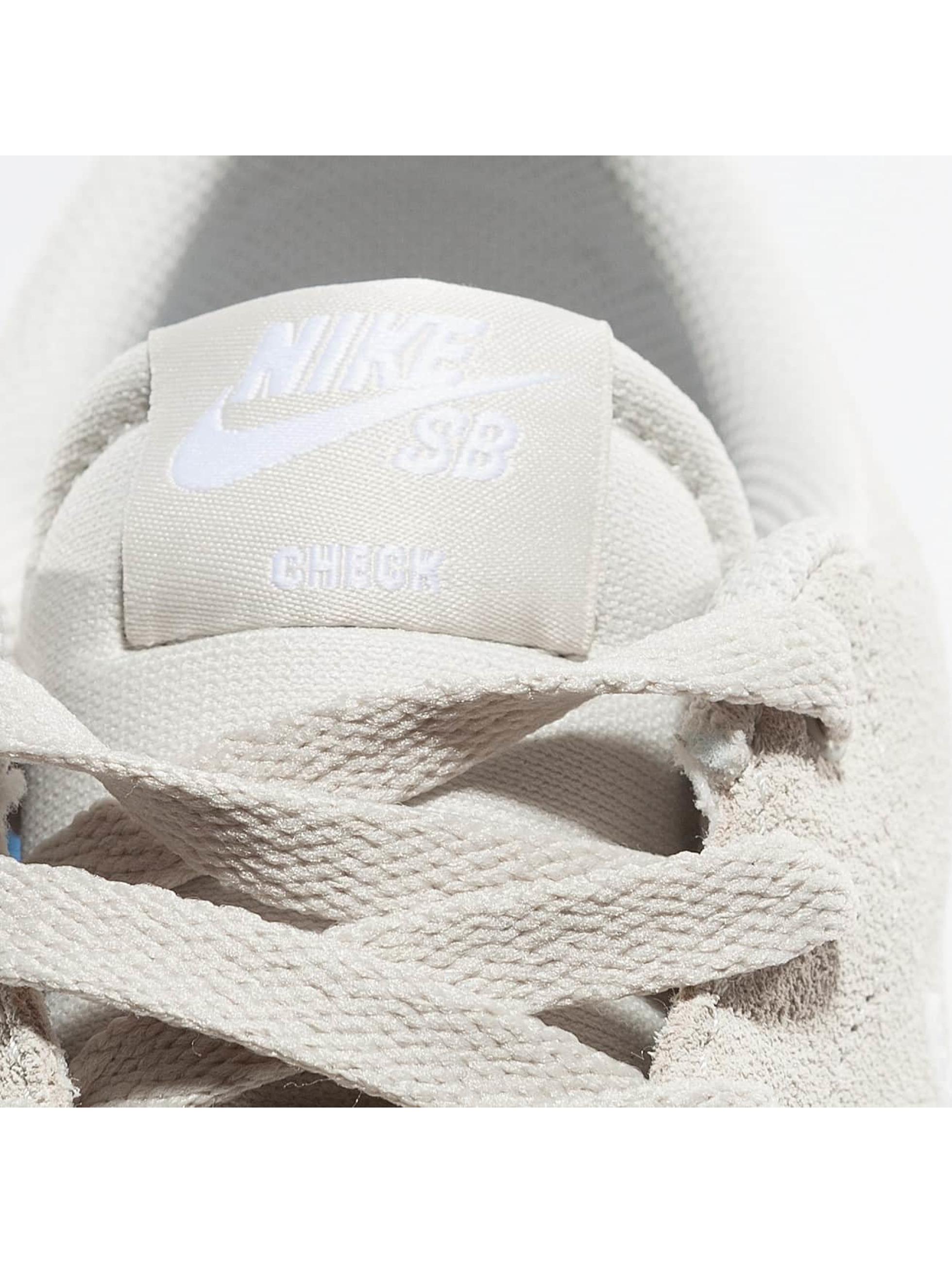 Nike SB Sneaker Check Solarsoft beige