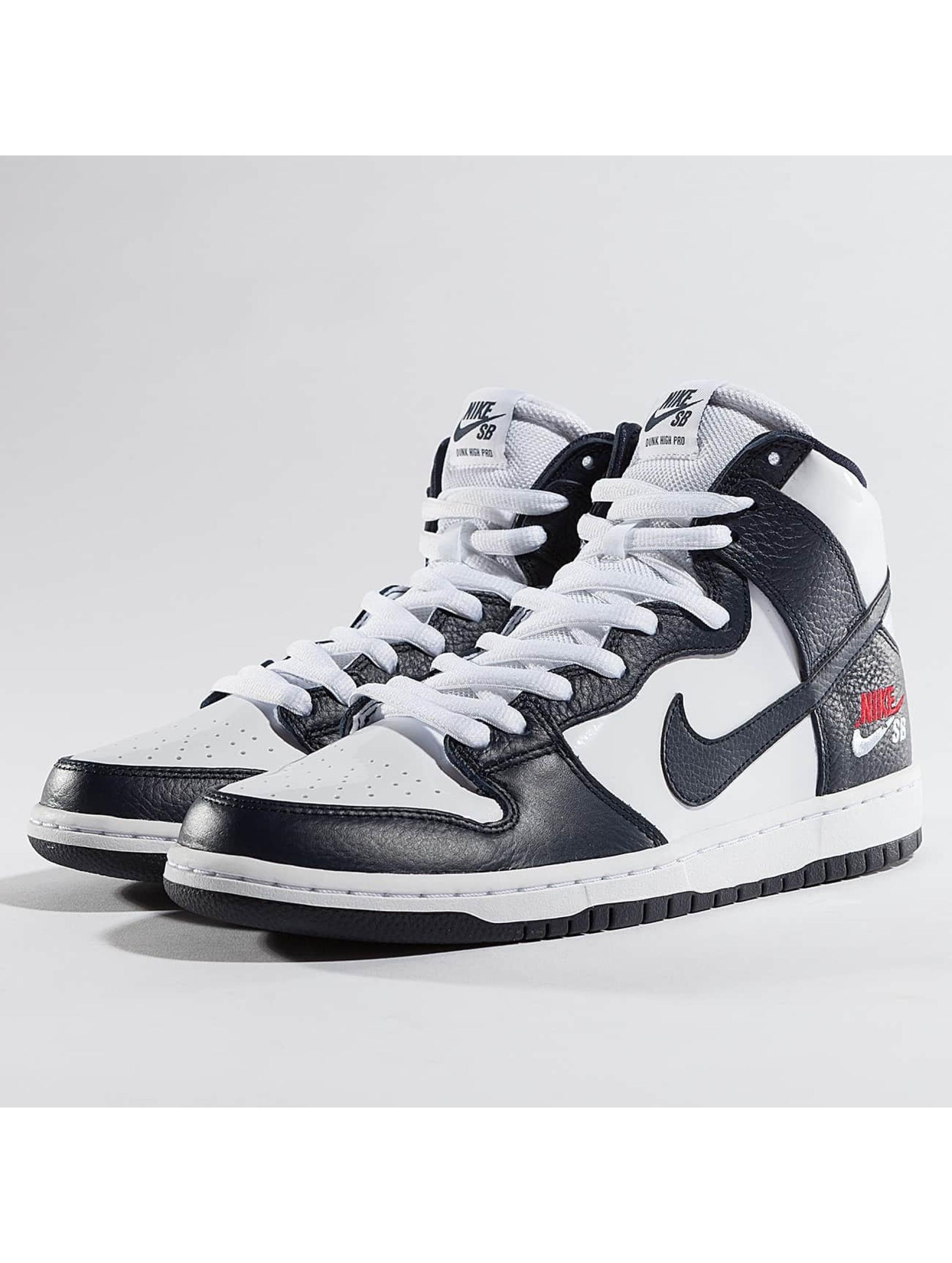 nike sb herren sneaker sb dunk high pro in blau 364663. Black Bedroom Furniture Sets. Home Design Ideas