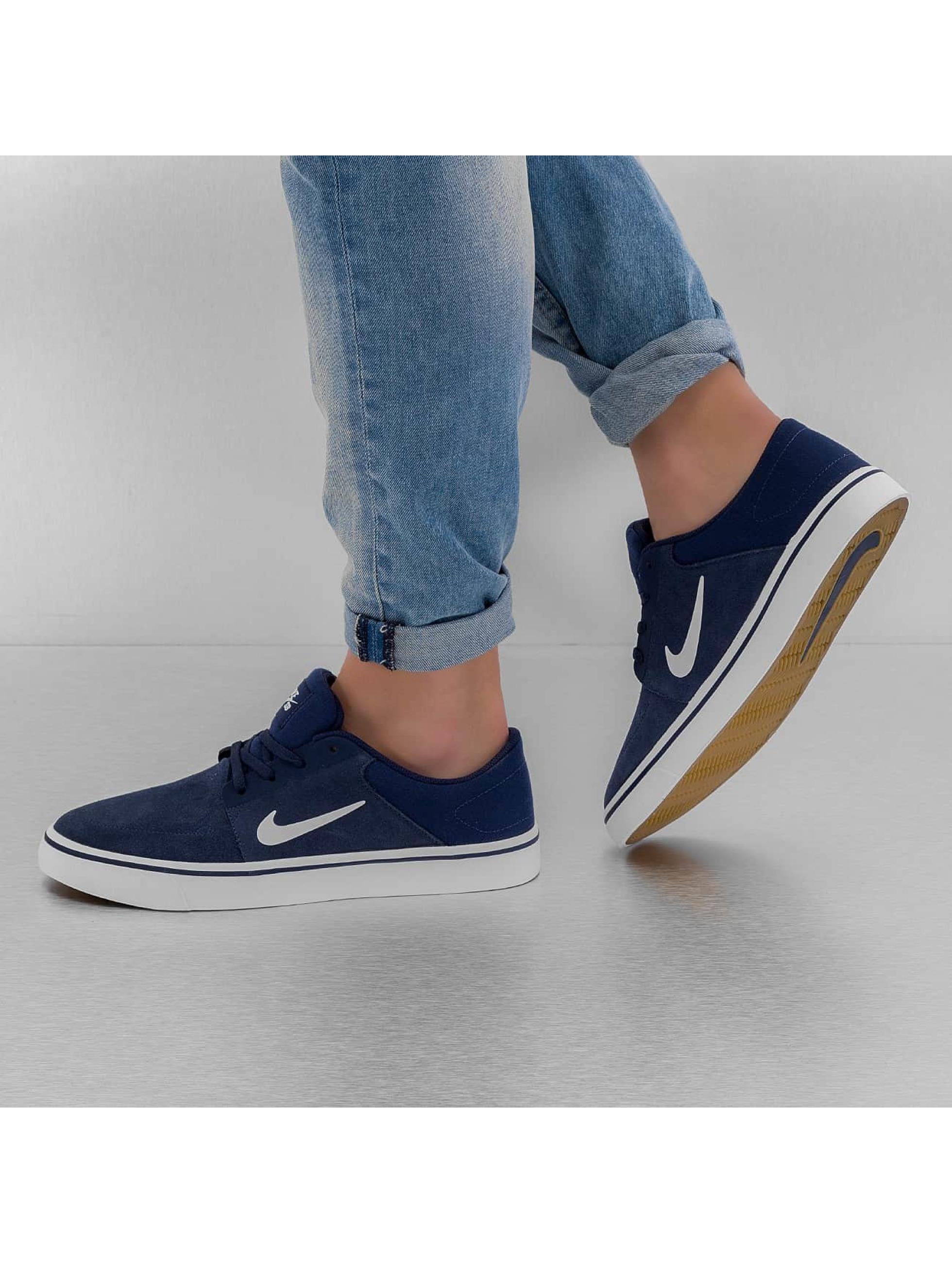 Nike SB sneaker SB Portmore blauw