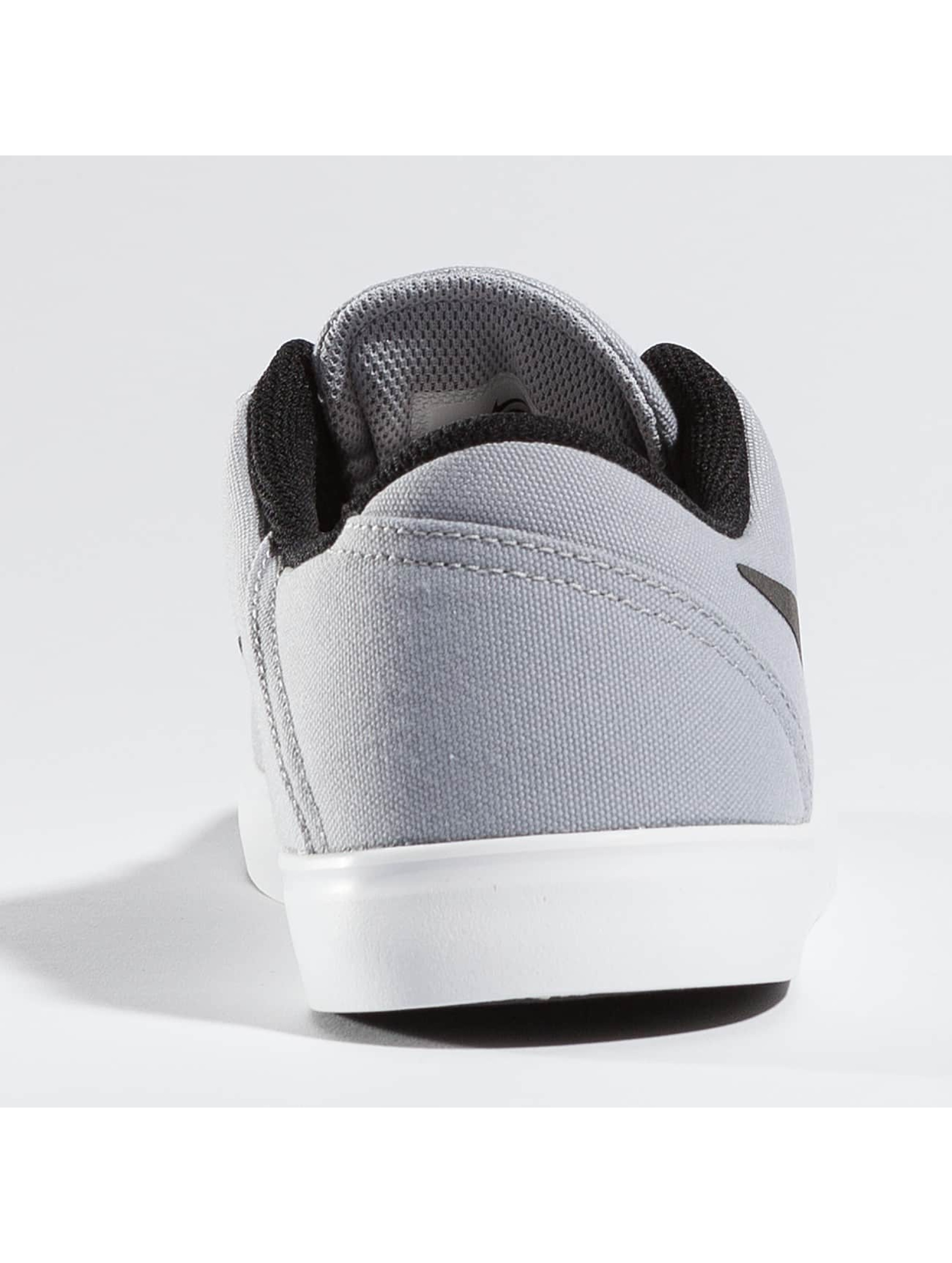 Nike SB sneaker Check Canvas grijs