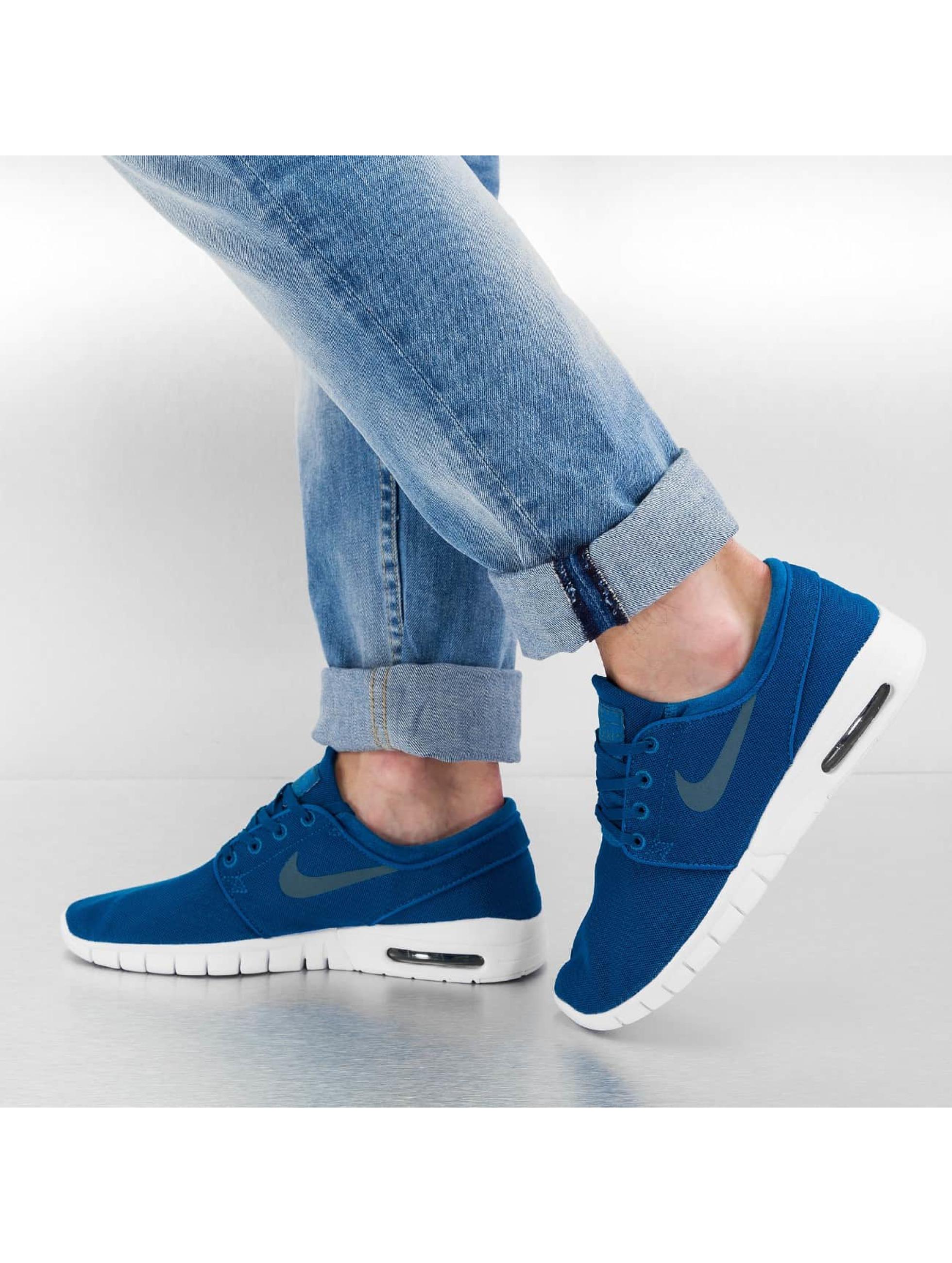 Nike Stefan Janoski Max L Grün