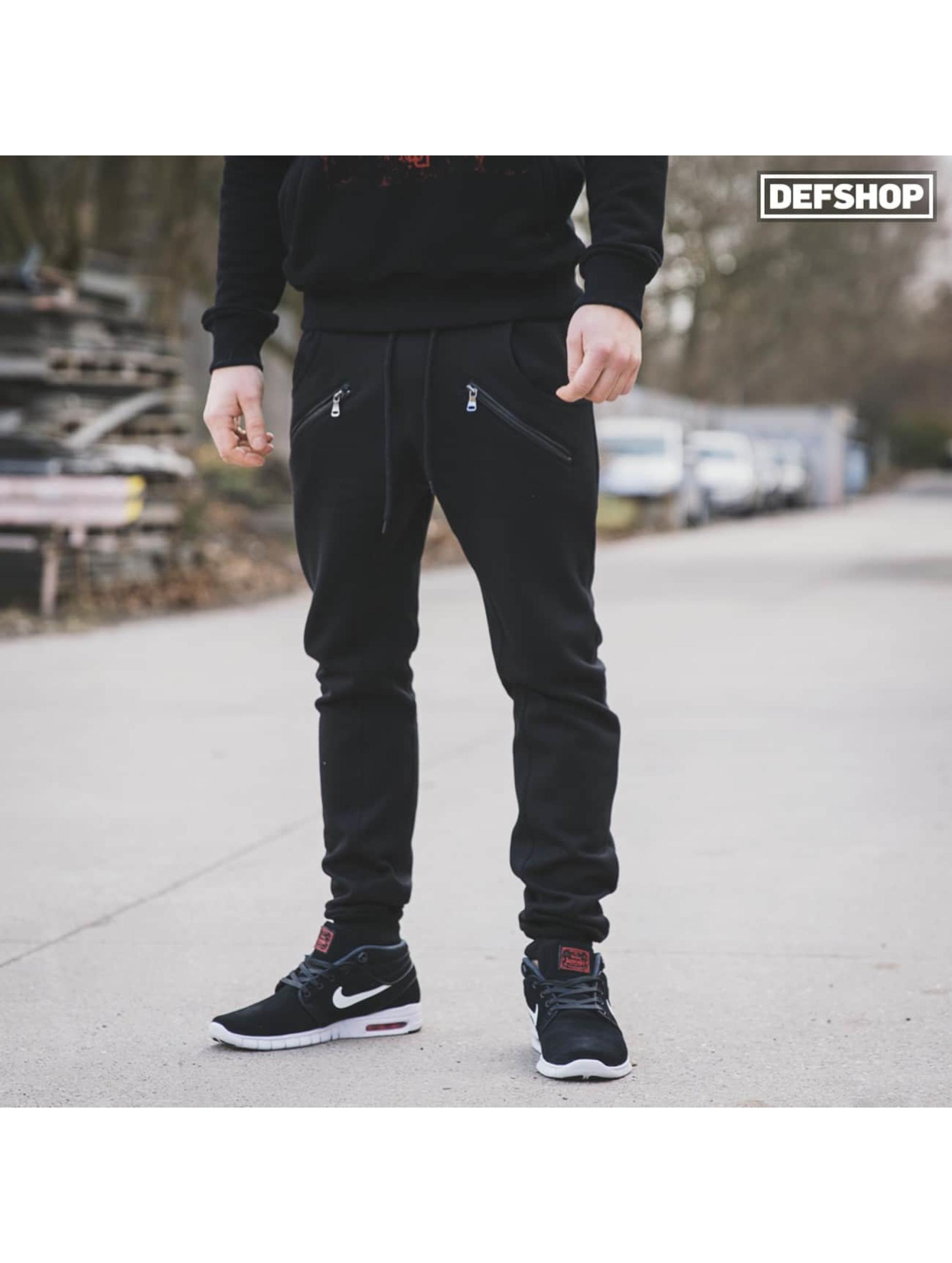 Nike Janoski Schwarz Herren