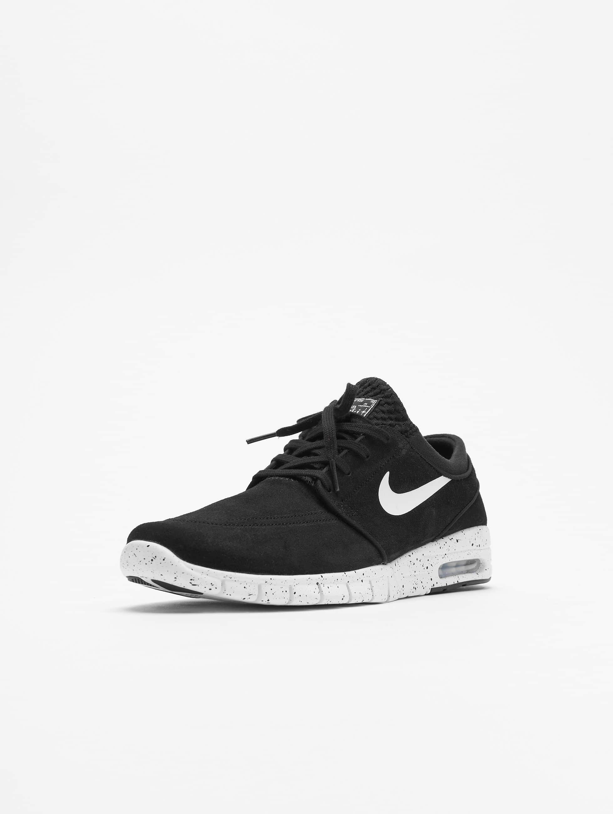 Nike Sb Stefan Janoski Grau Schwarz
