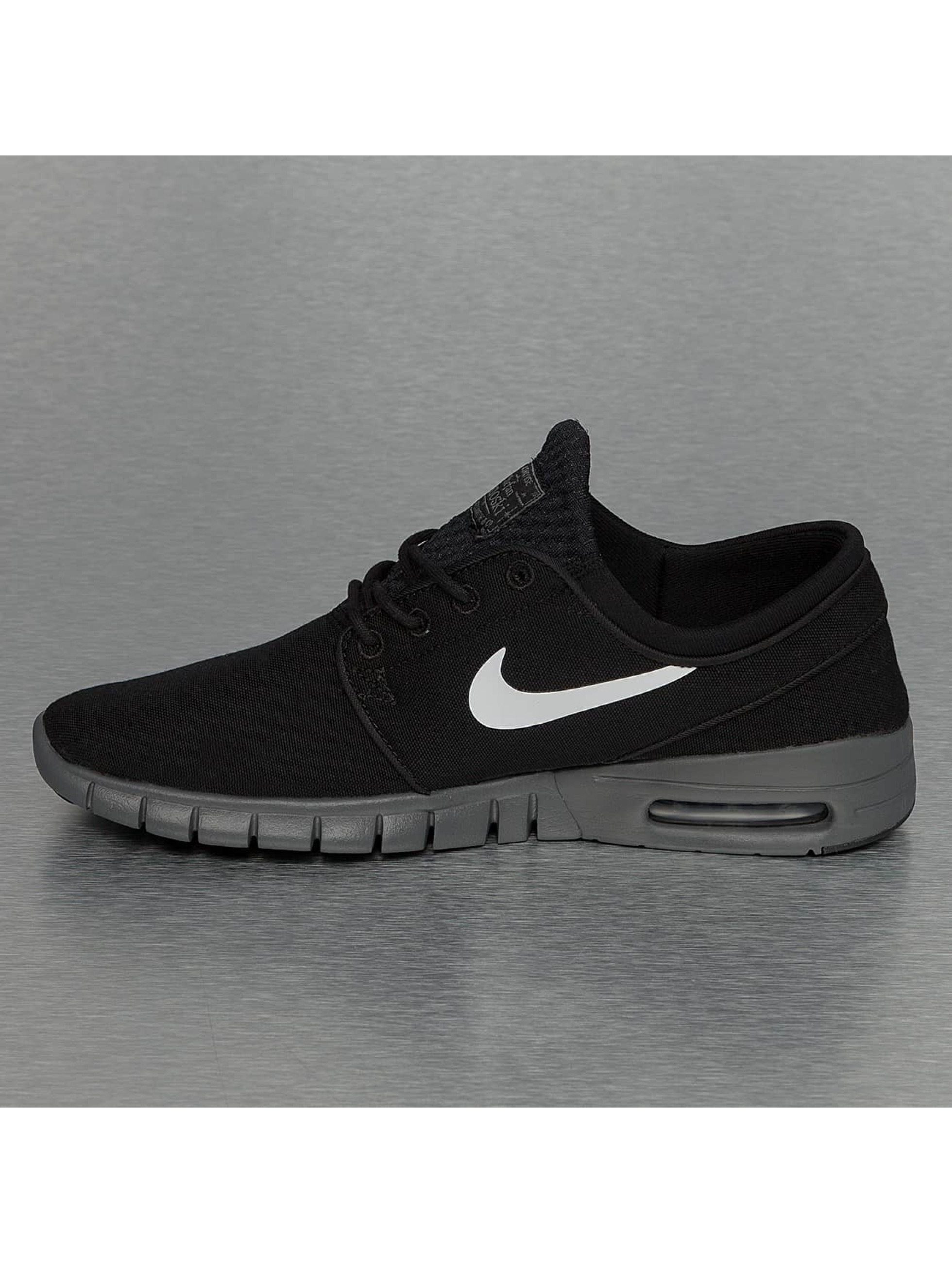 Nike Sb Stefan Janoski Schuhe Schwarz Grau