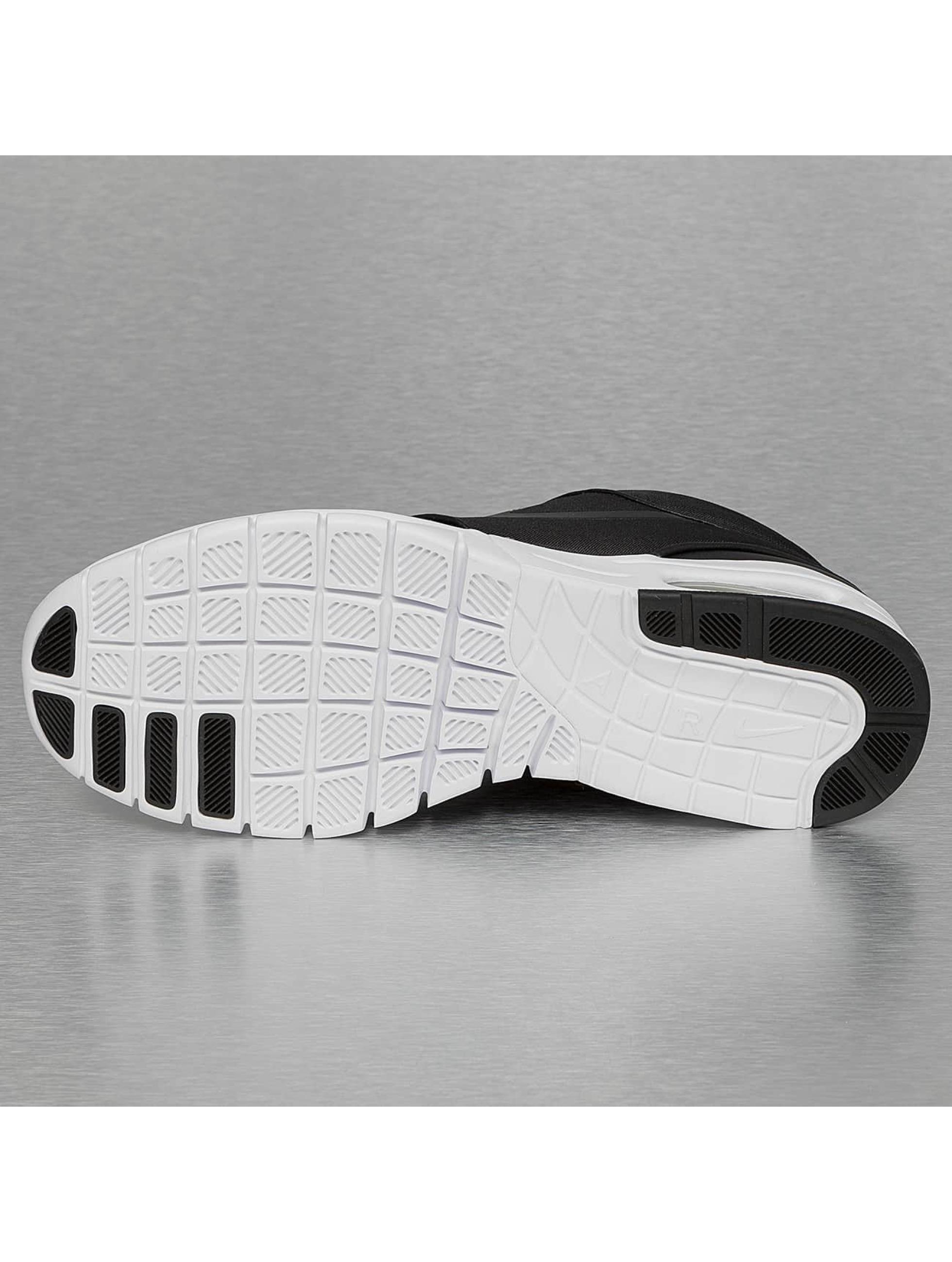 Nike SB Sneaker Stefan Janoski Max Mid schwarz