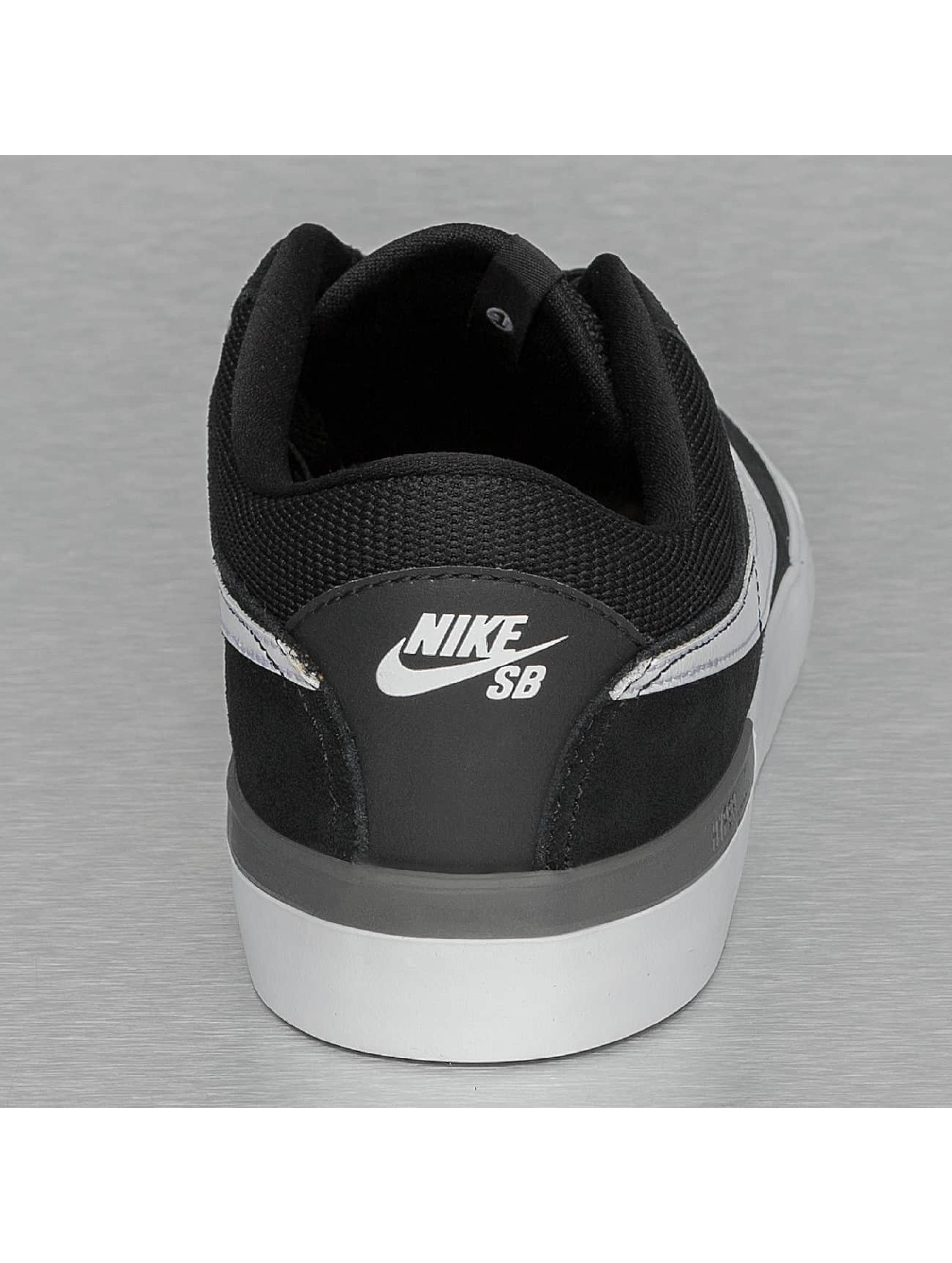 Nike SB Sneaker Koston Hypervulc schwarz