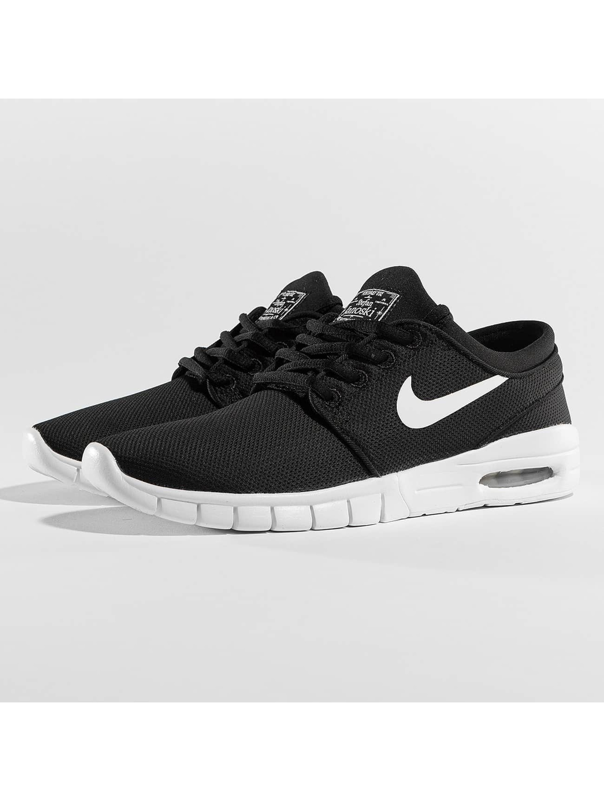 nike sb sneaker sb stefan janoski max gs in schwarz 306093. Black Bedroom Furniture Sets. Home Design Ideas