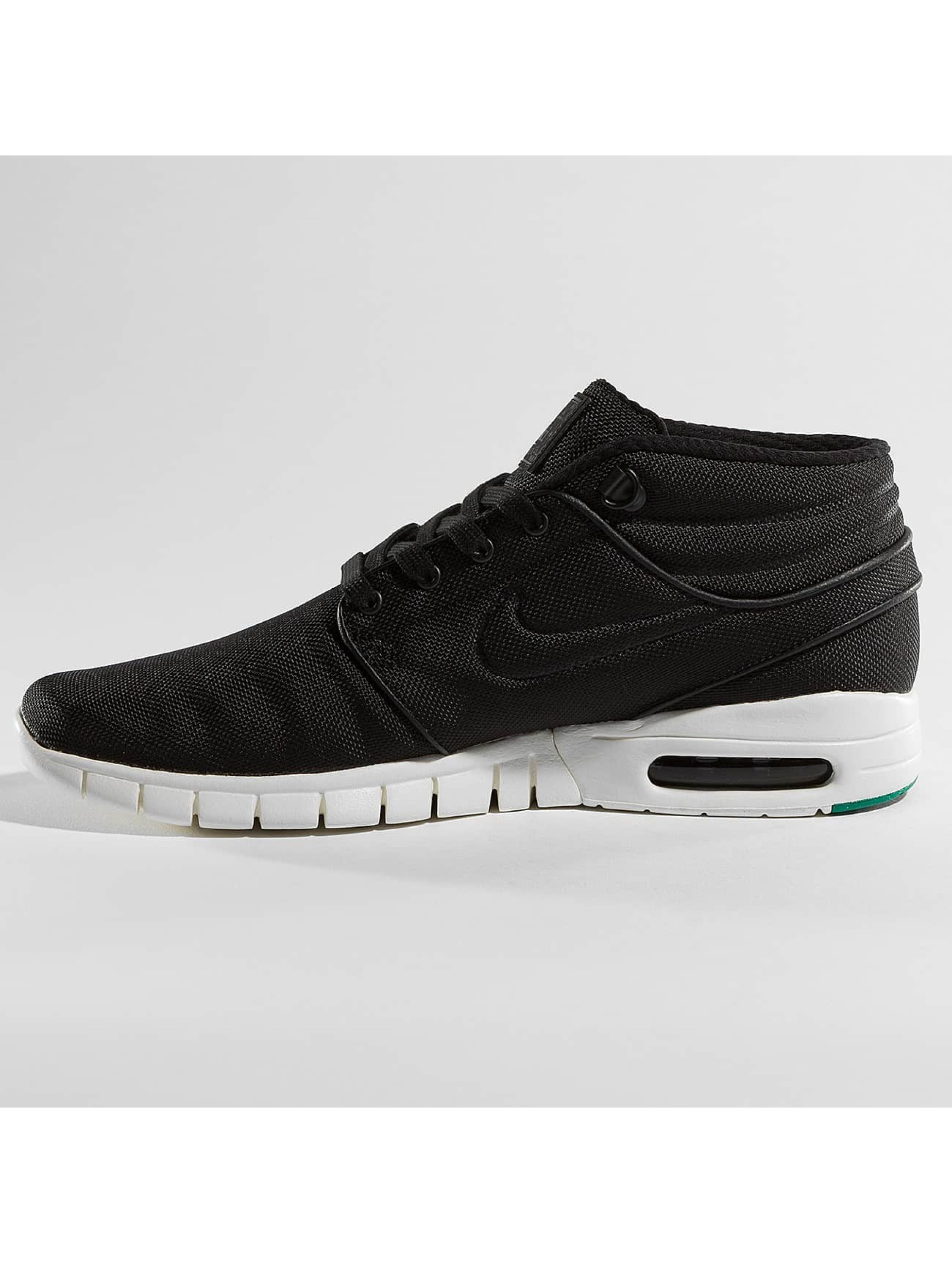 nike sb herren sneaker b stefan janoski max in schwarz 362983. Black Bedroom Furniture Sets. Home Design Ideas