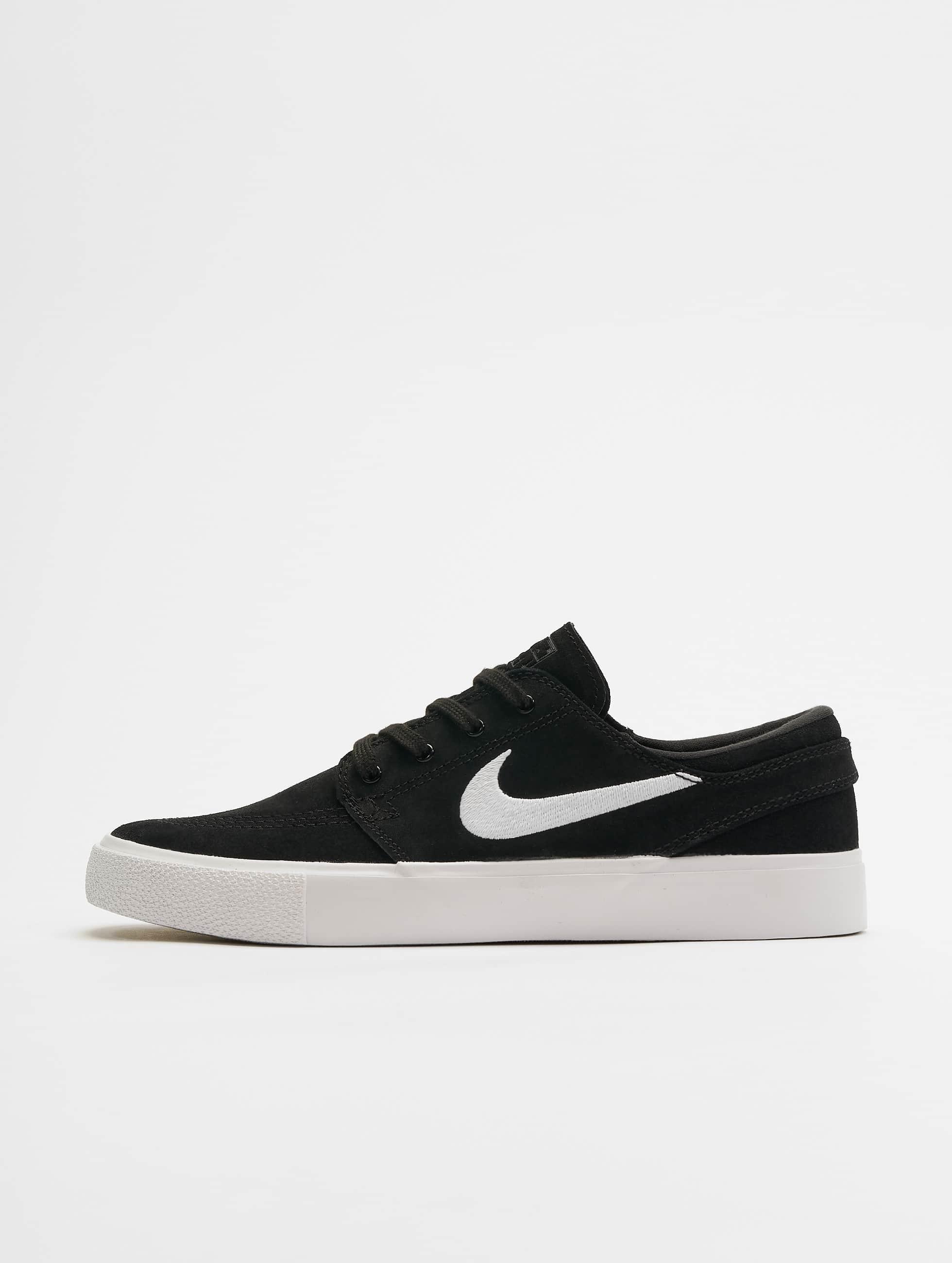 Nike SB CHRON SLR Sneakers laag whitelight brownblack