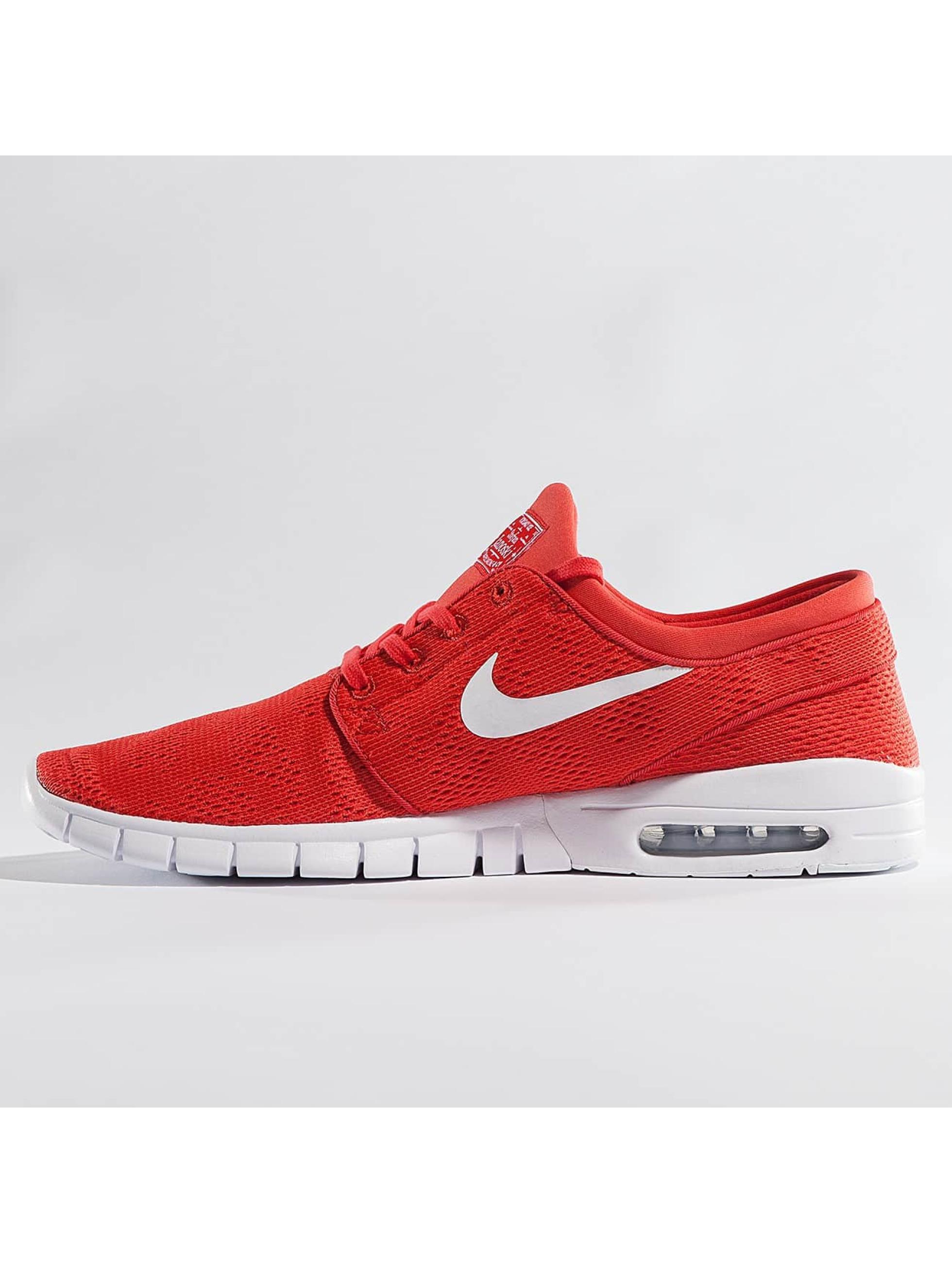 Nike SB Sneakers Stefan Janoski Max èervená