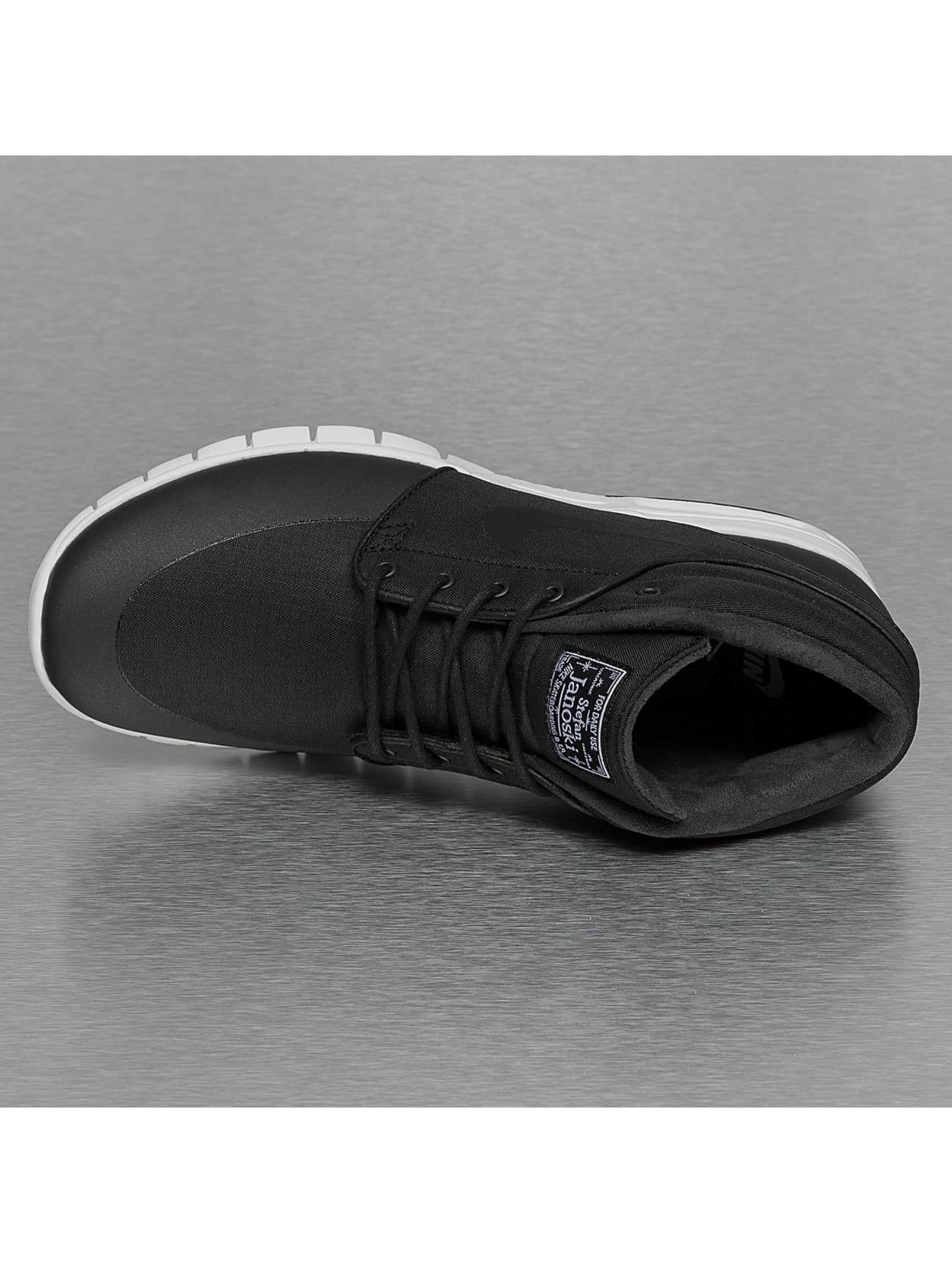 Nike SB Sneakers Stefan Janoski Max Mid èierna