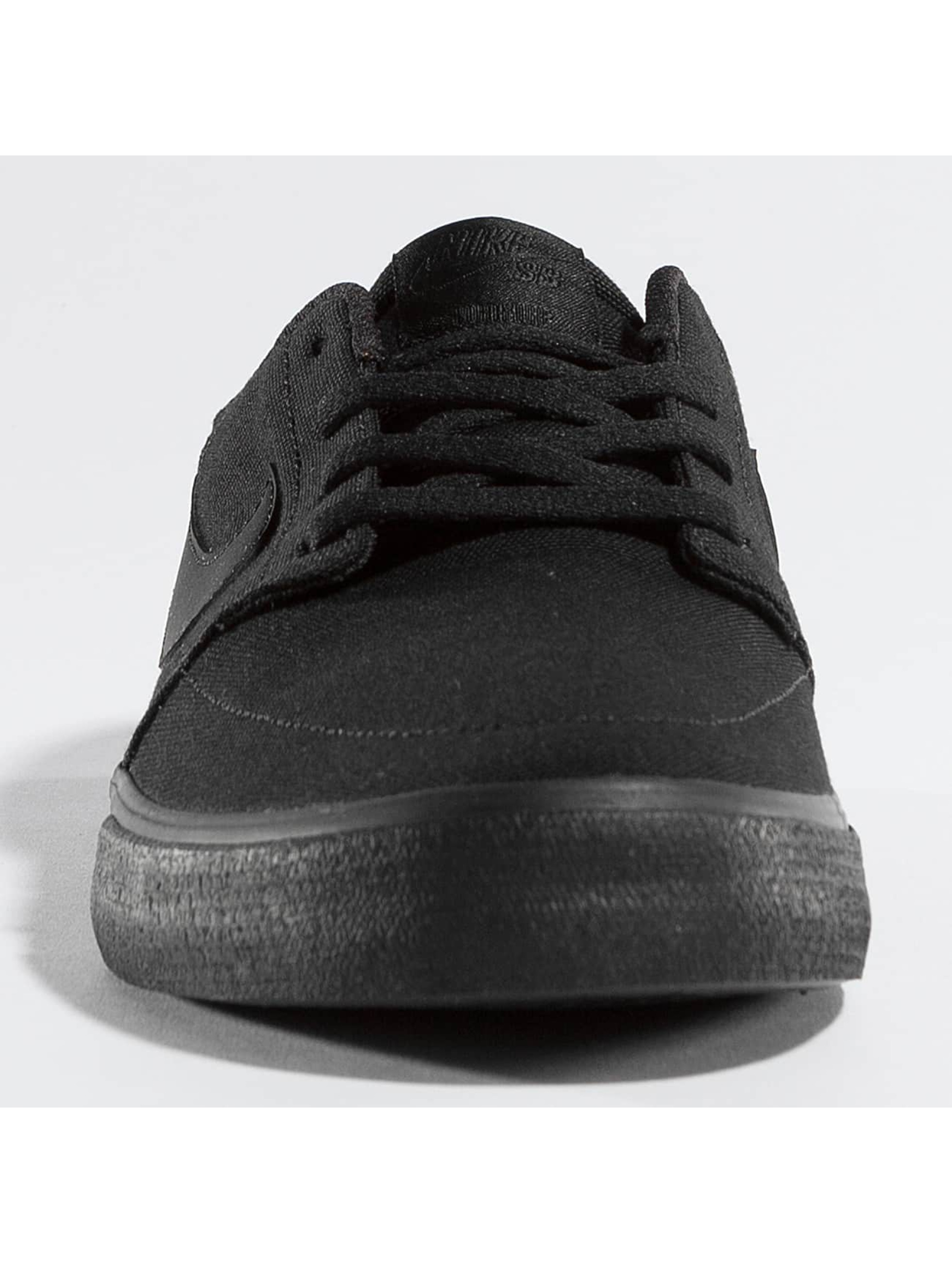 Nike SB Sneakers Solarsoft Portmore II èierna