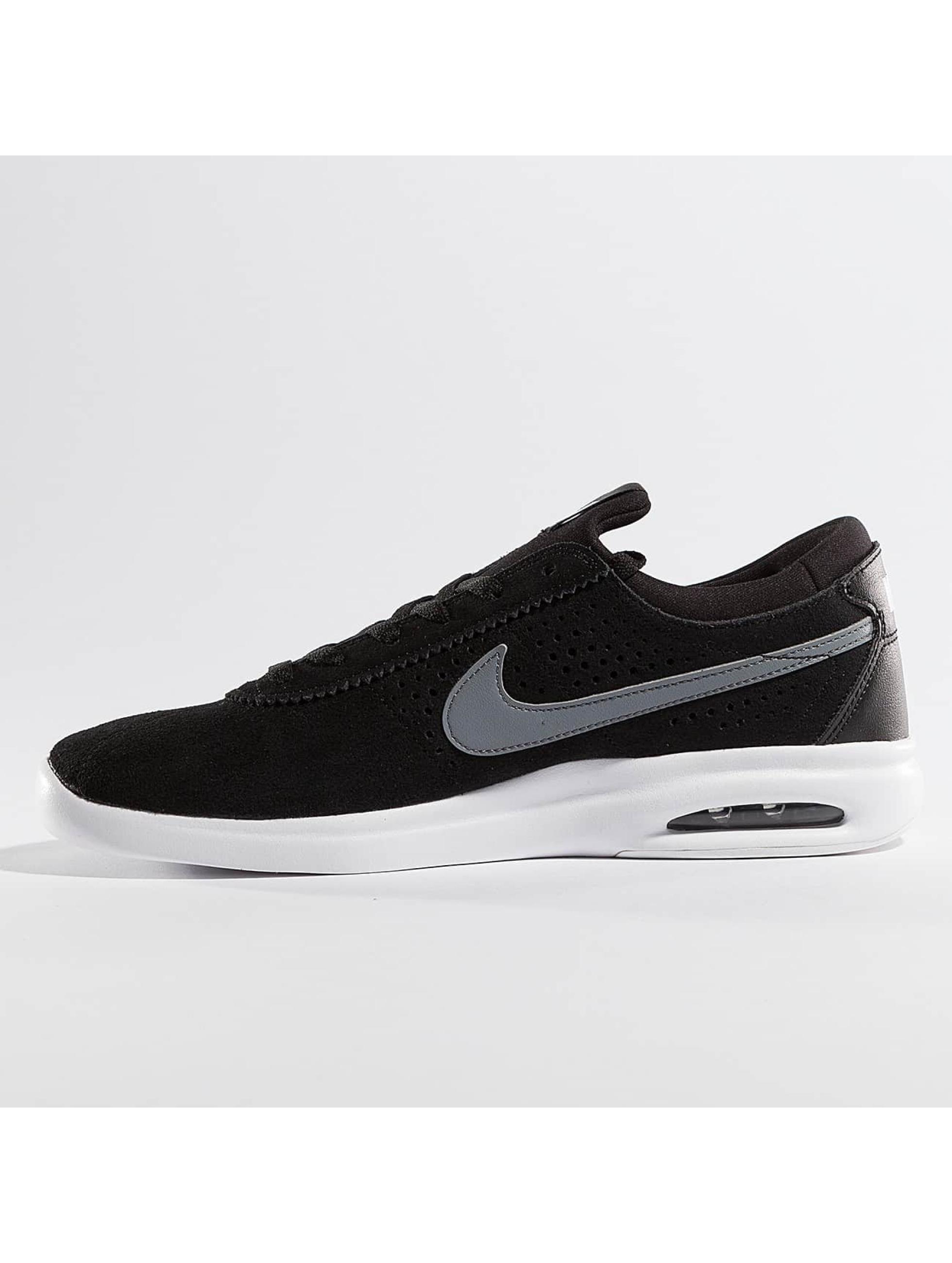 Nike SB Sneakers Air Max Bruin Vapor Skateboarding èierna
