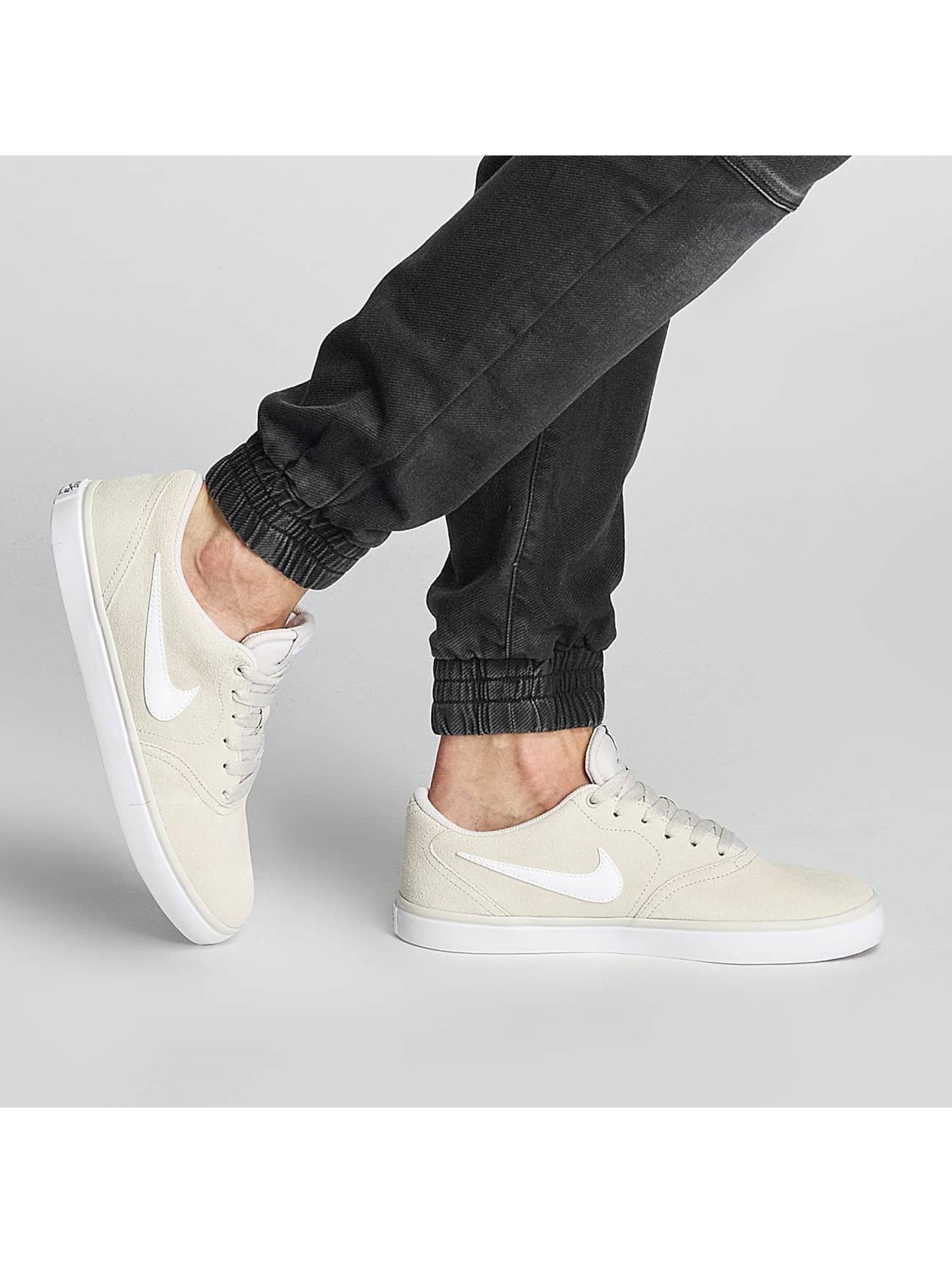 Nike SB Sneakers Check Solarsoft beige