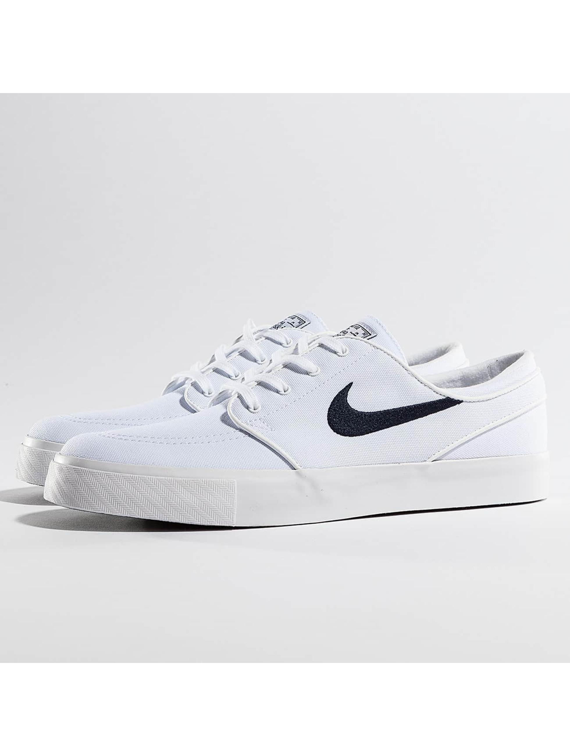 Nike SB Sneakers Zoom Stefan Janoski Canvas biela