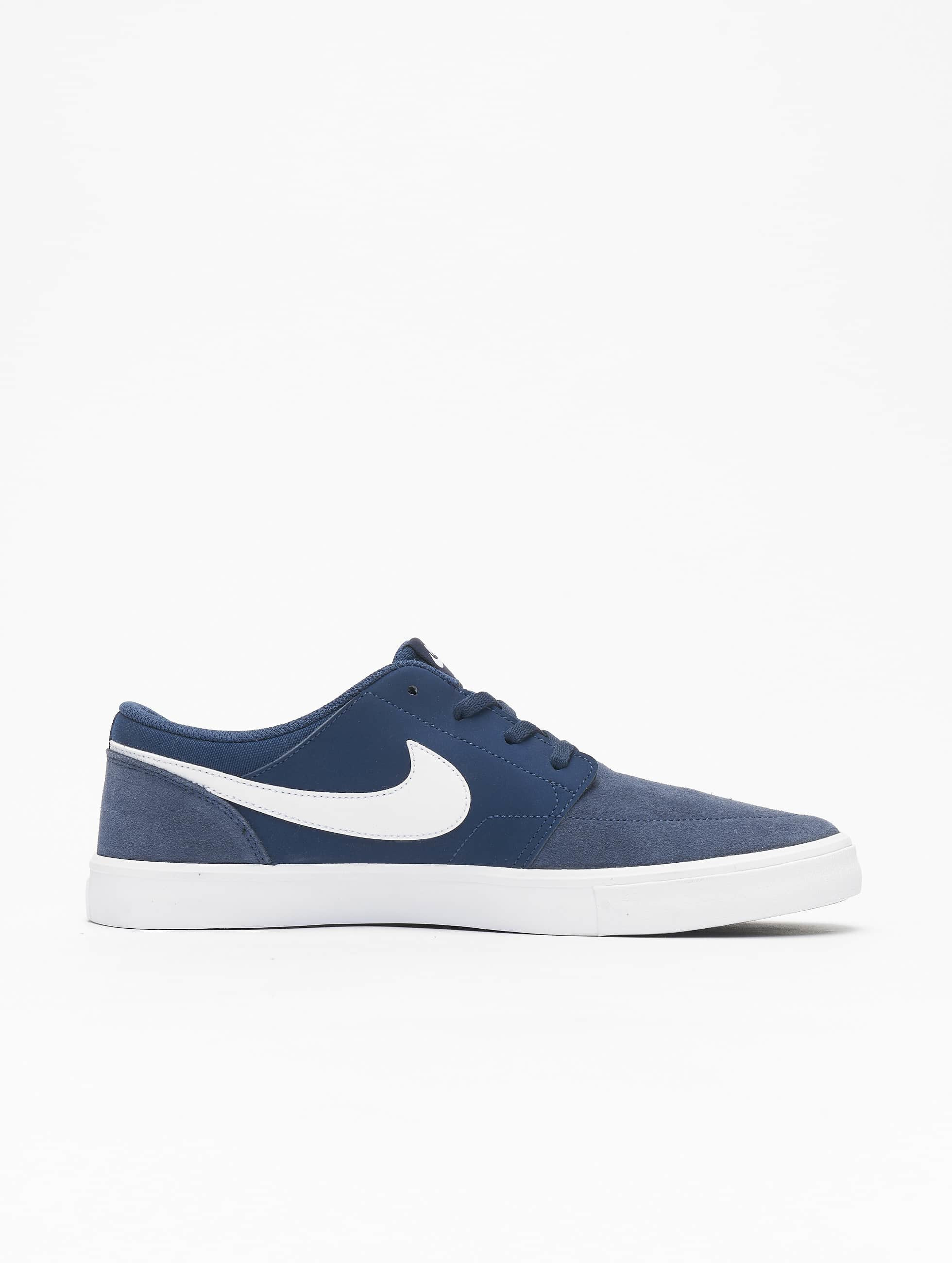 Nike SB Sneakers Solarsoft Portmore ll blue