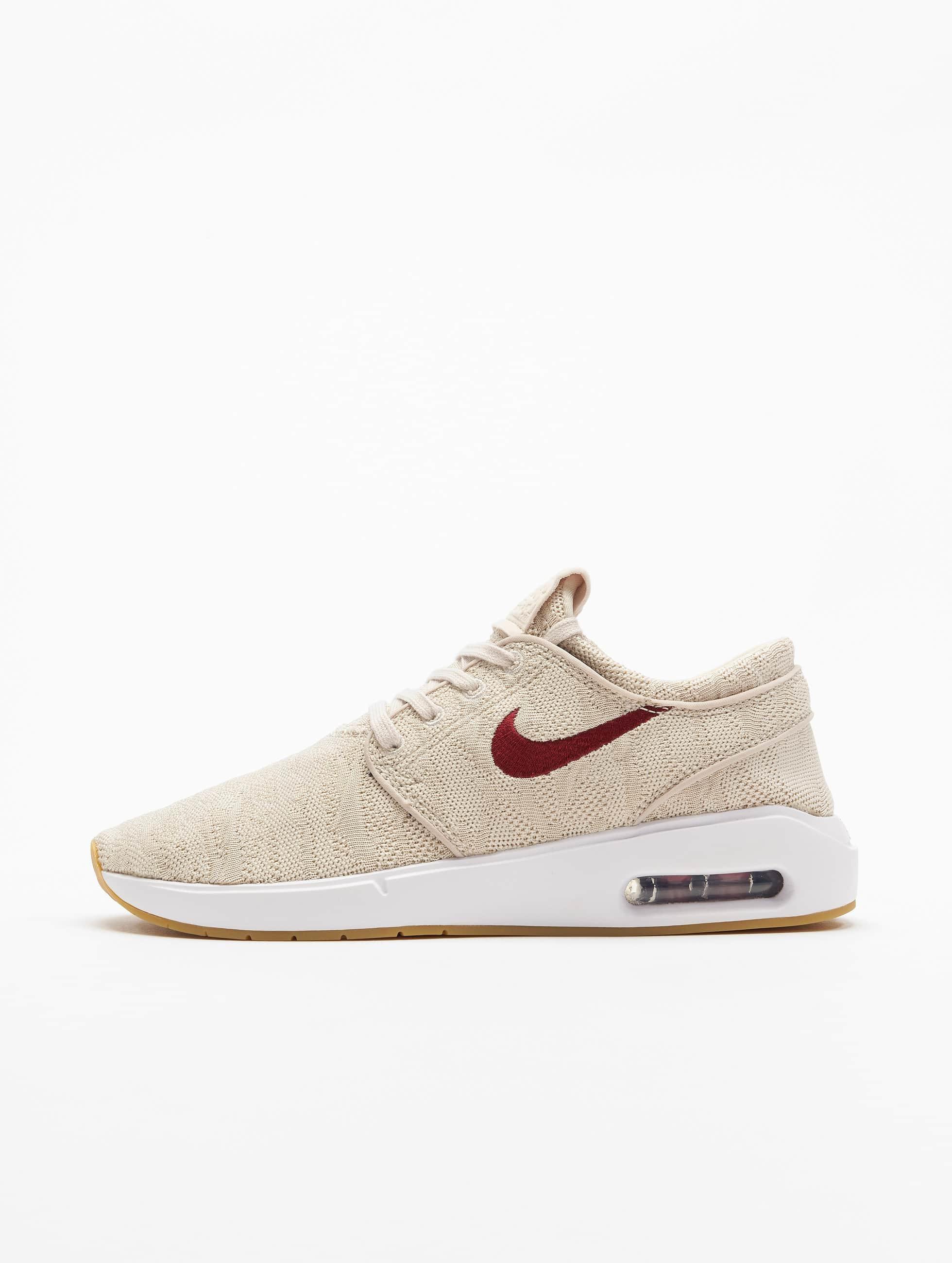 Nike SB Air Max Janoski 2 Sneakers Desert SandTeam RedObsidian