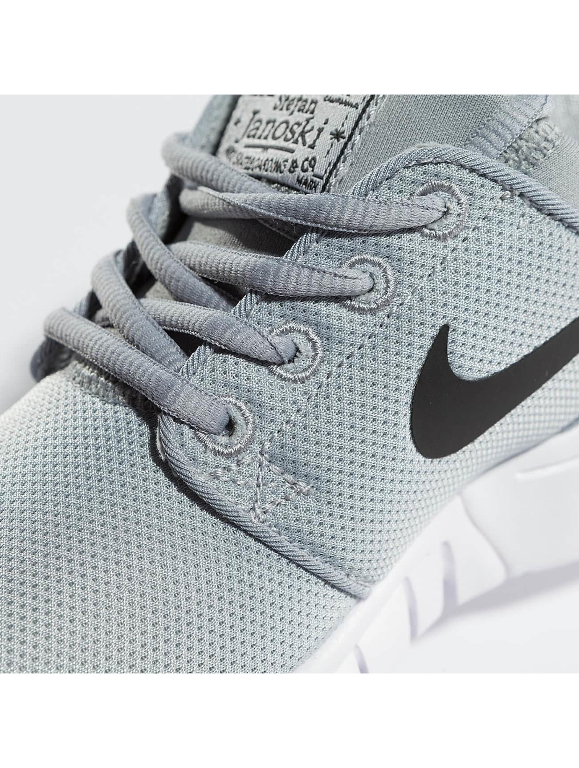 newest 2a3d5 64178 Nike SB Sneakers Stefan Janoski Max grå