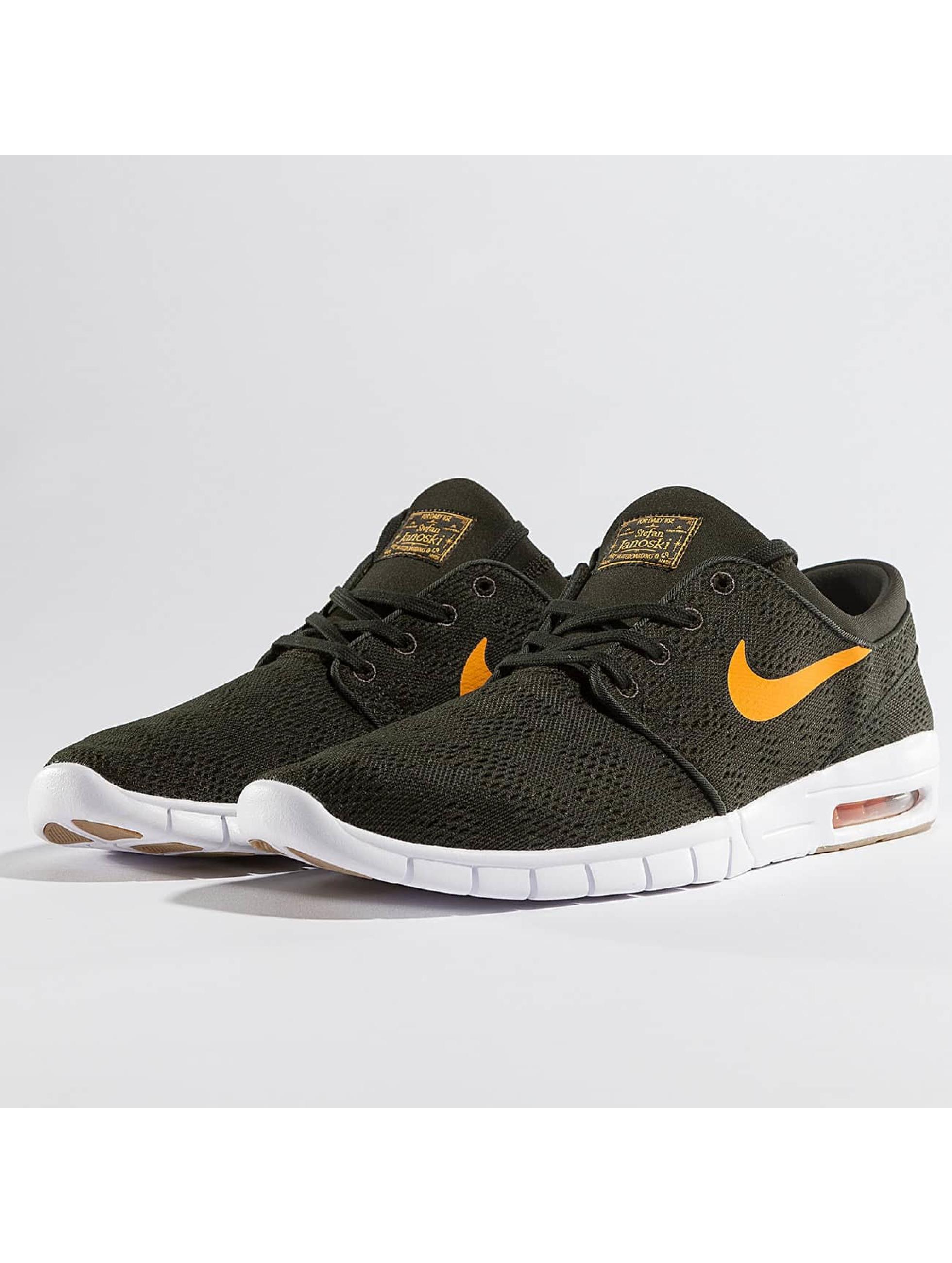 best cheap ce2d3 ddcb7 Nike SB Skor   Sneakers Stefan Janoski Max i grön 331974