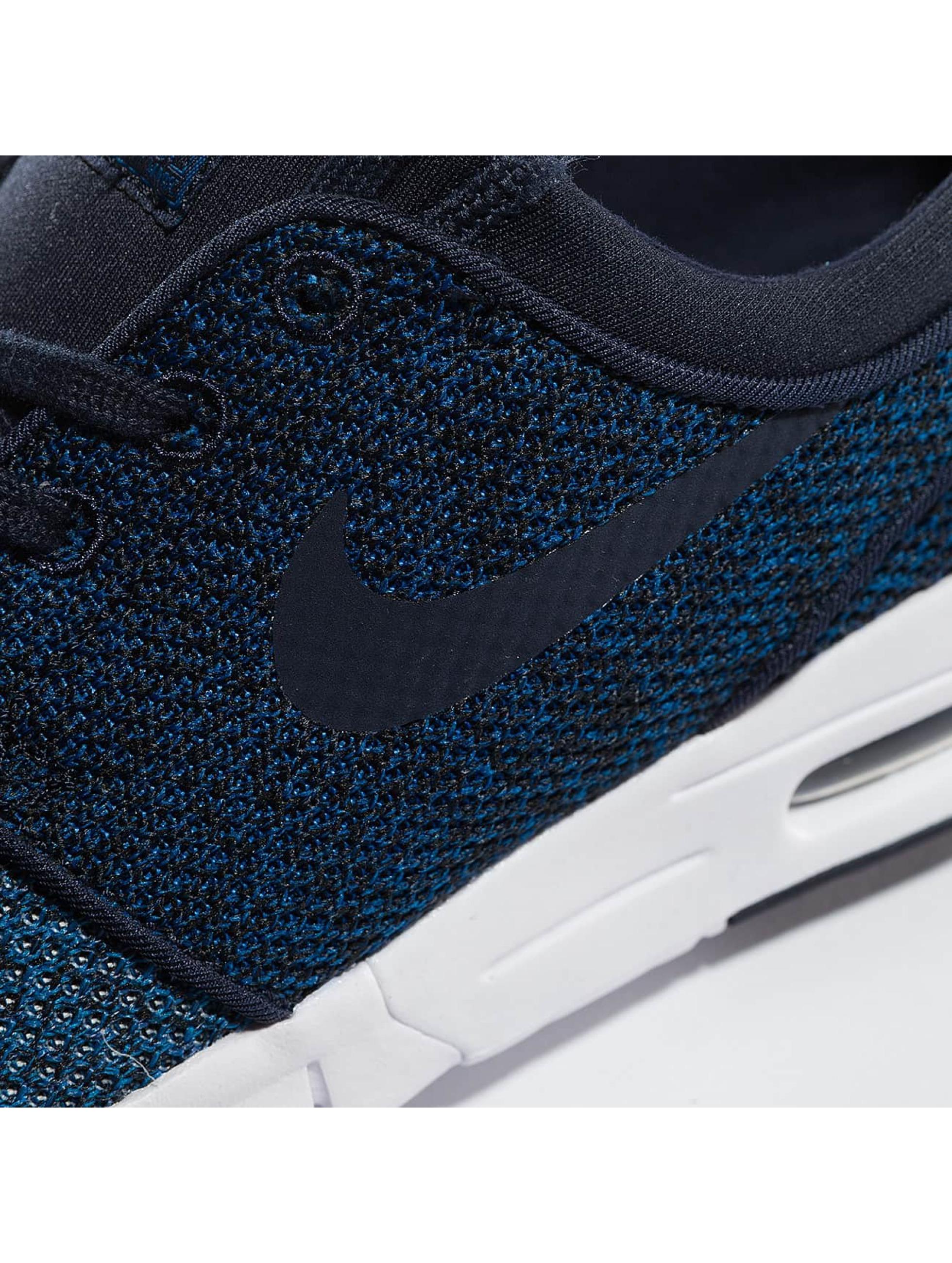 Nike SB Sneakers Stefan Janoski Max modrá