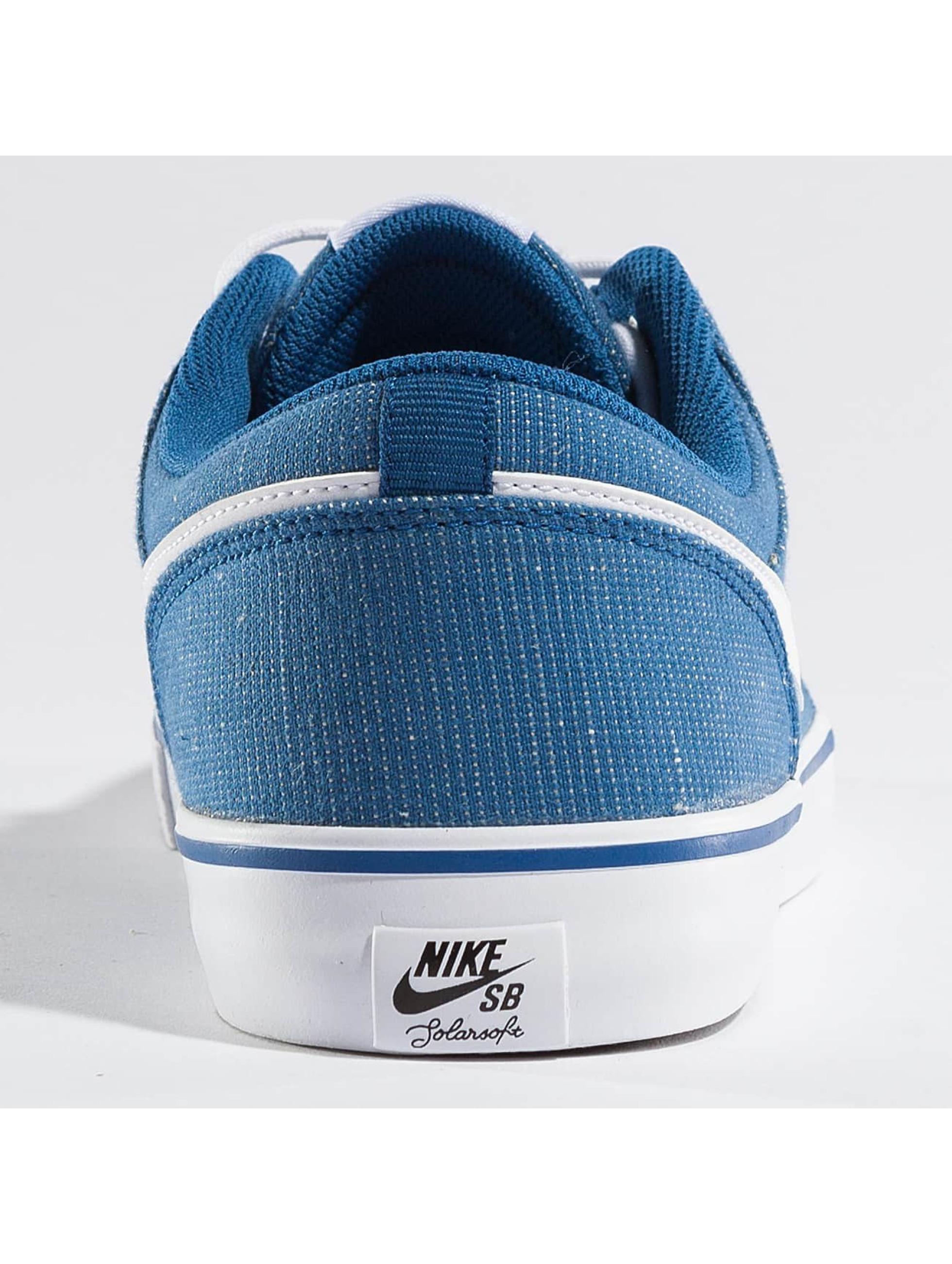 Nike SB Sneakers Solarsoft Portmore ll modrá