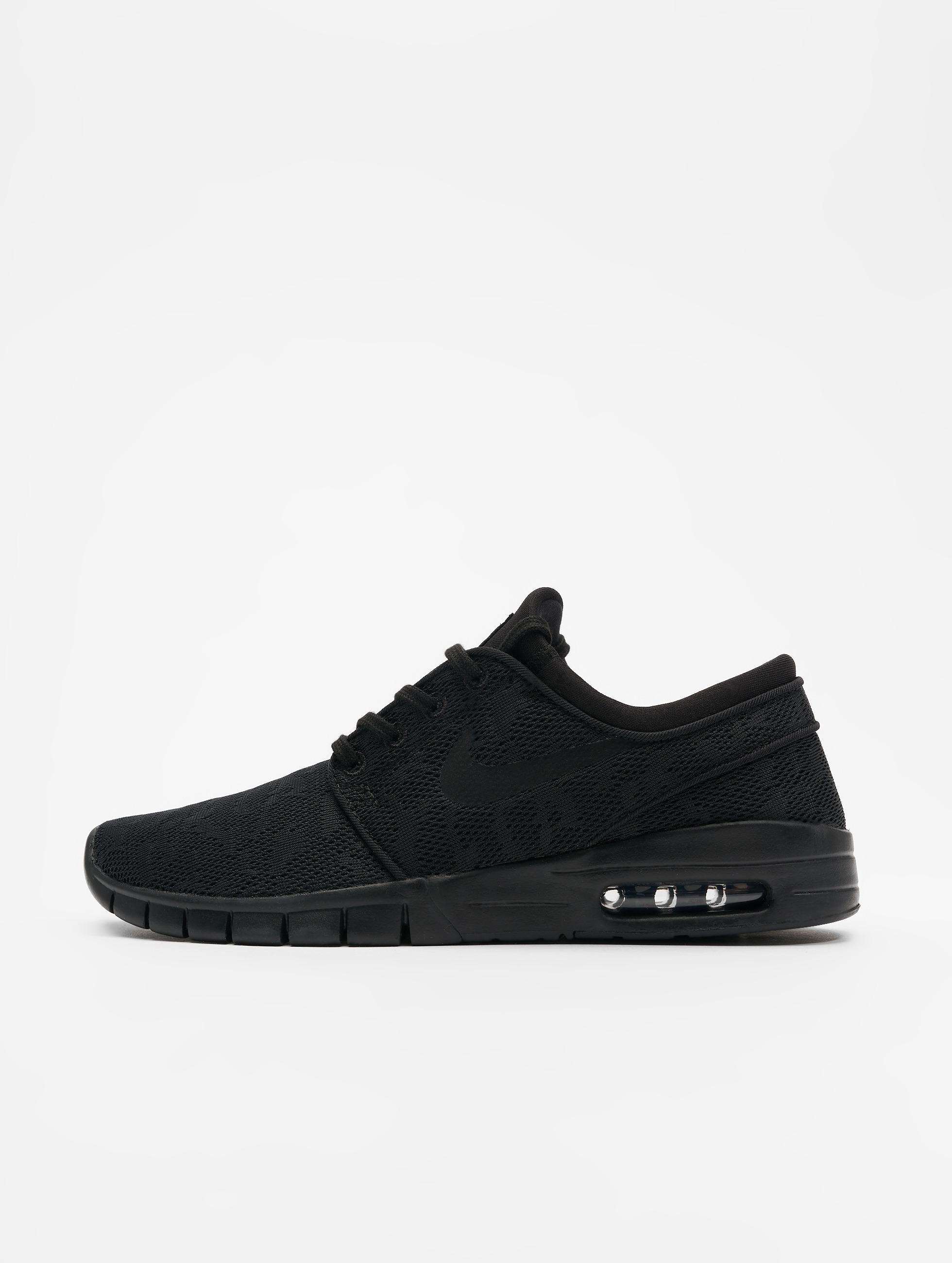 Nike Stefan Janoski Max Skor BlackBlack Anthracite