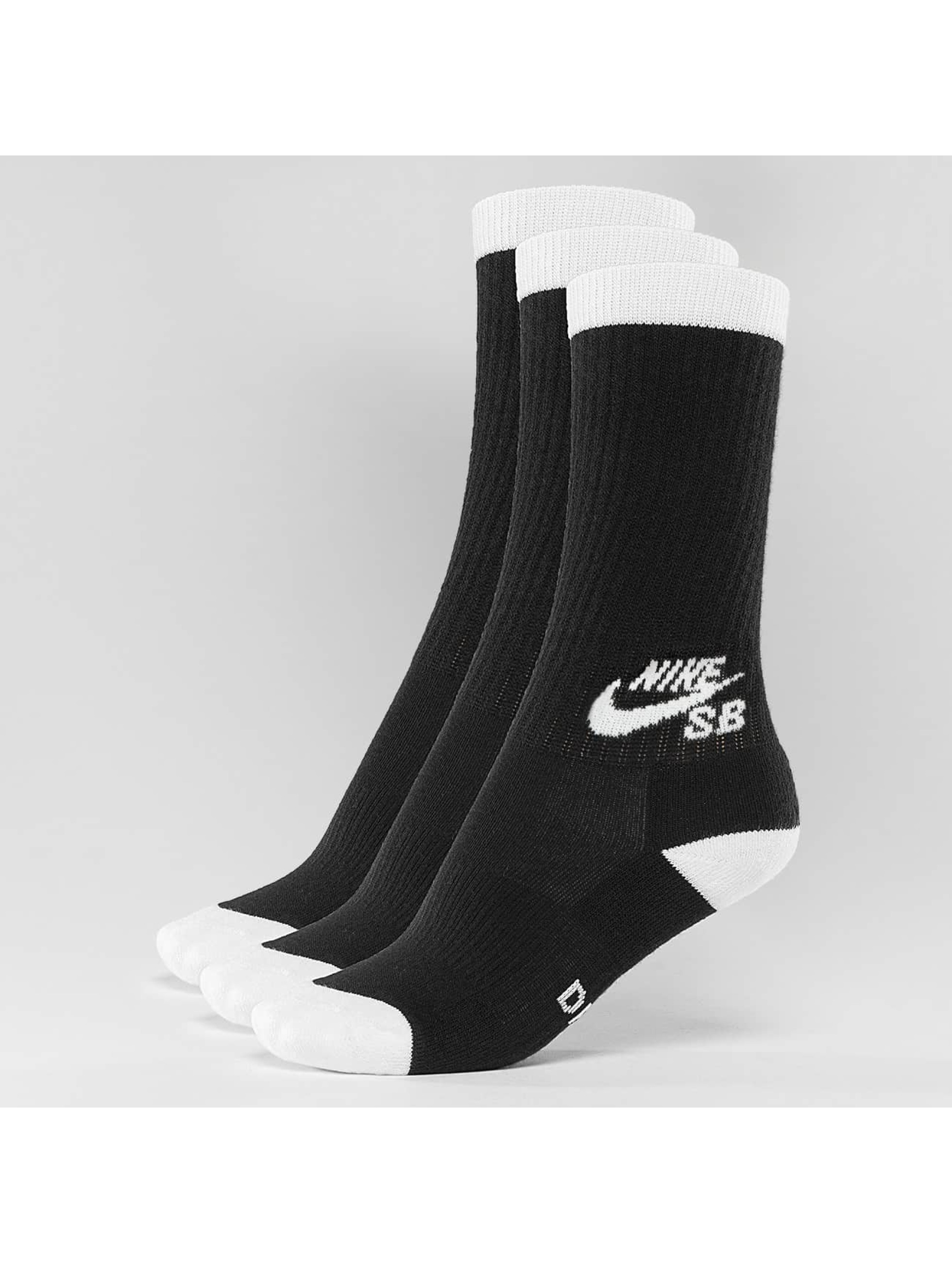 Nike SB Socks Skateboarding Crew black