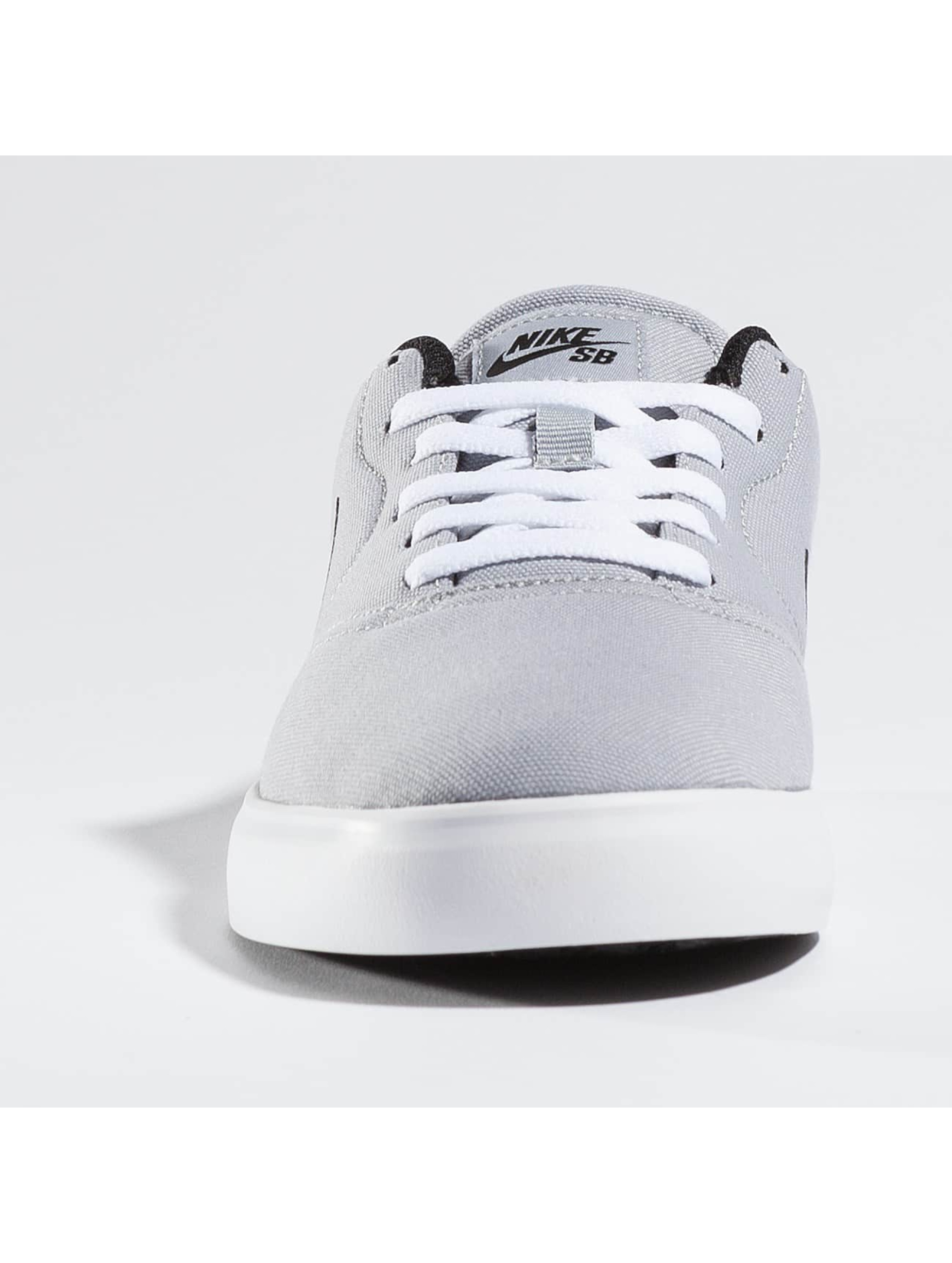 Nike SB Tøysko Check Canvas grå