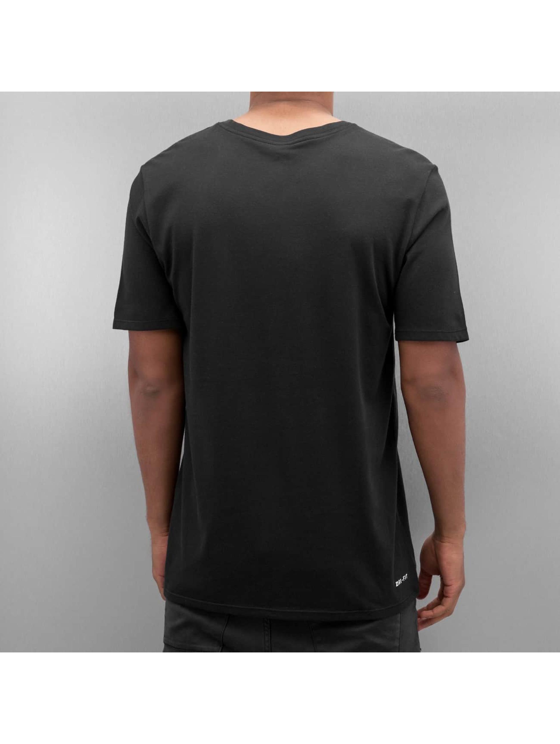 Nike SB T Shirt Dri Fit Icon Logo noir