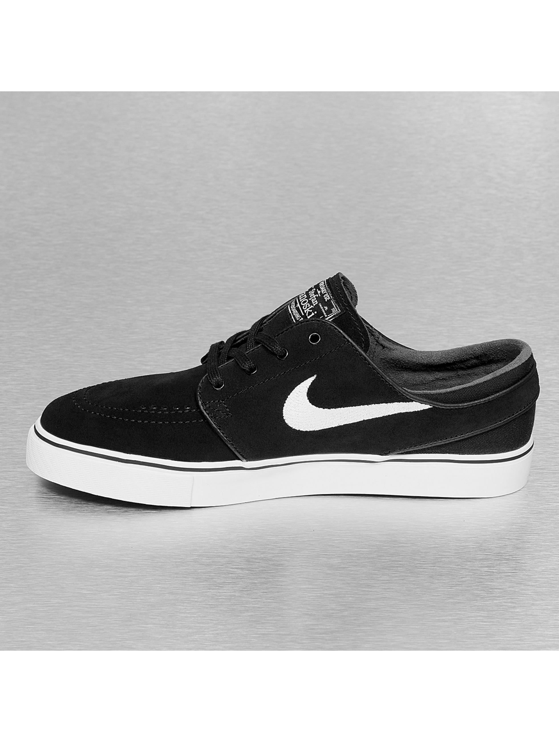 Nike SB Tennarit Zoom Stefan Janoski musta