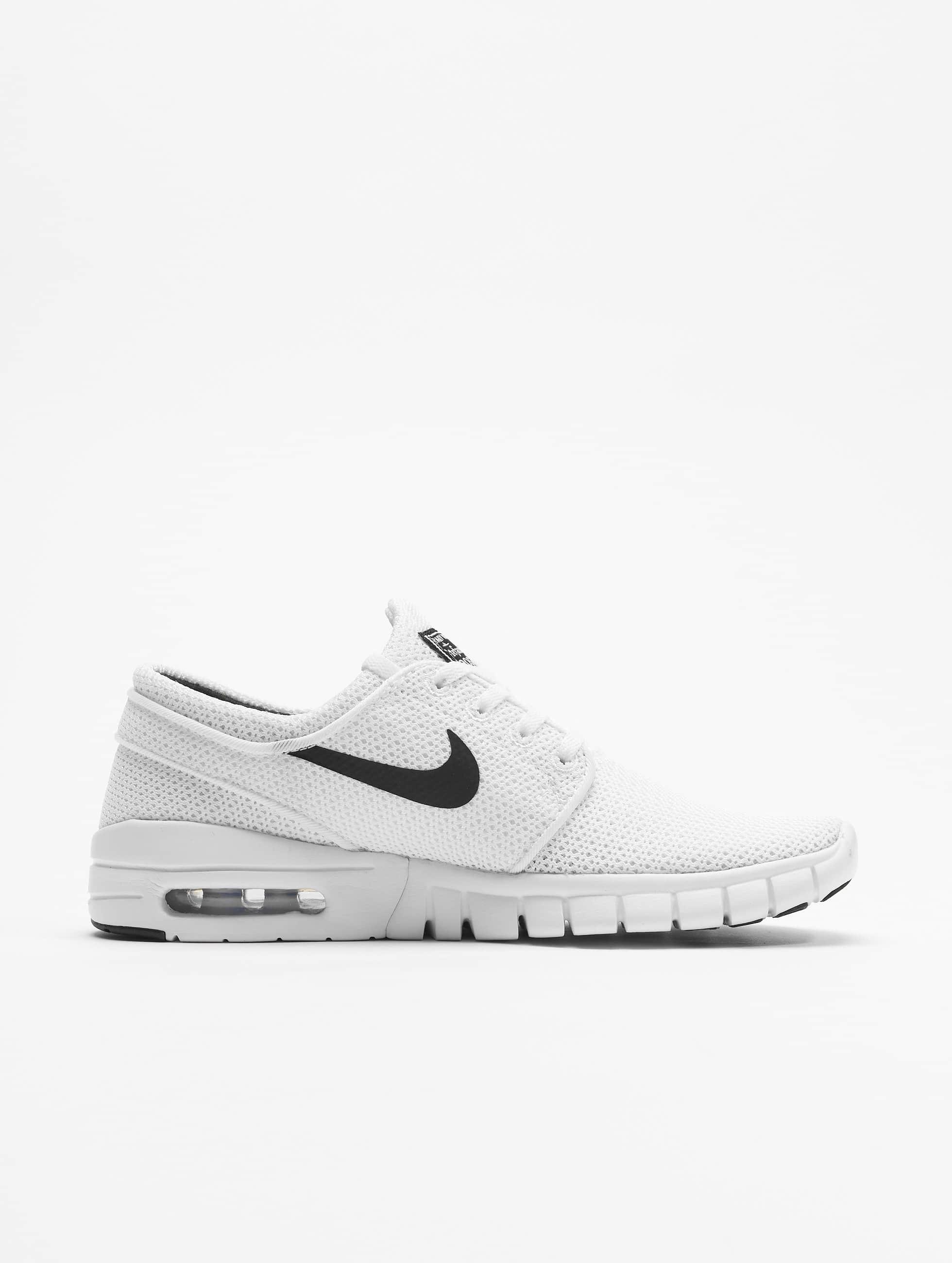 Nike SB Tennarit Stefan Janoski Max valkoinen