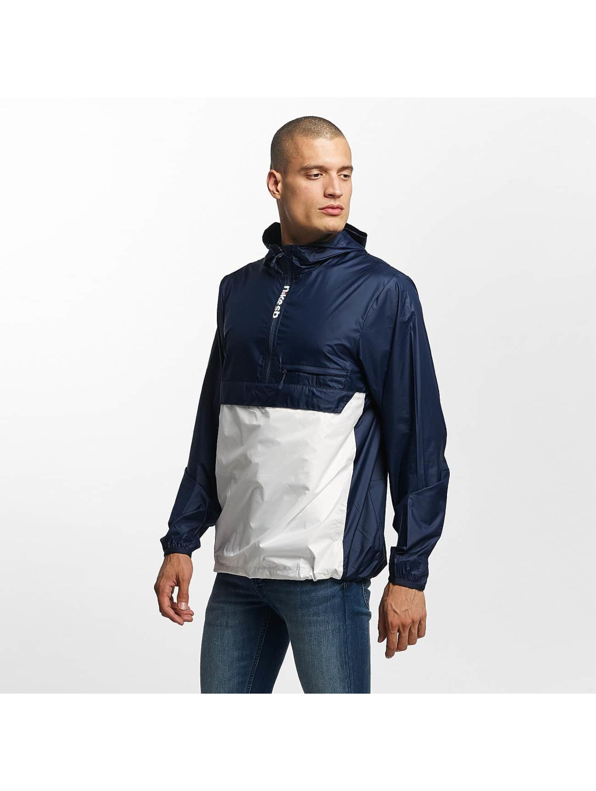 Nike SB heren zomerjas Packable - blauw