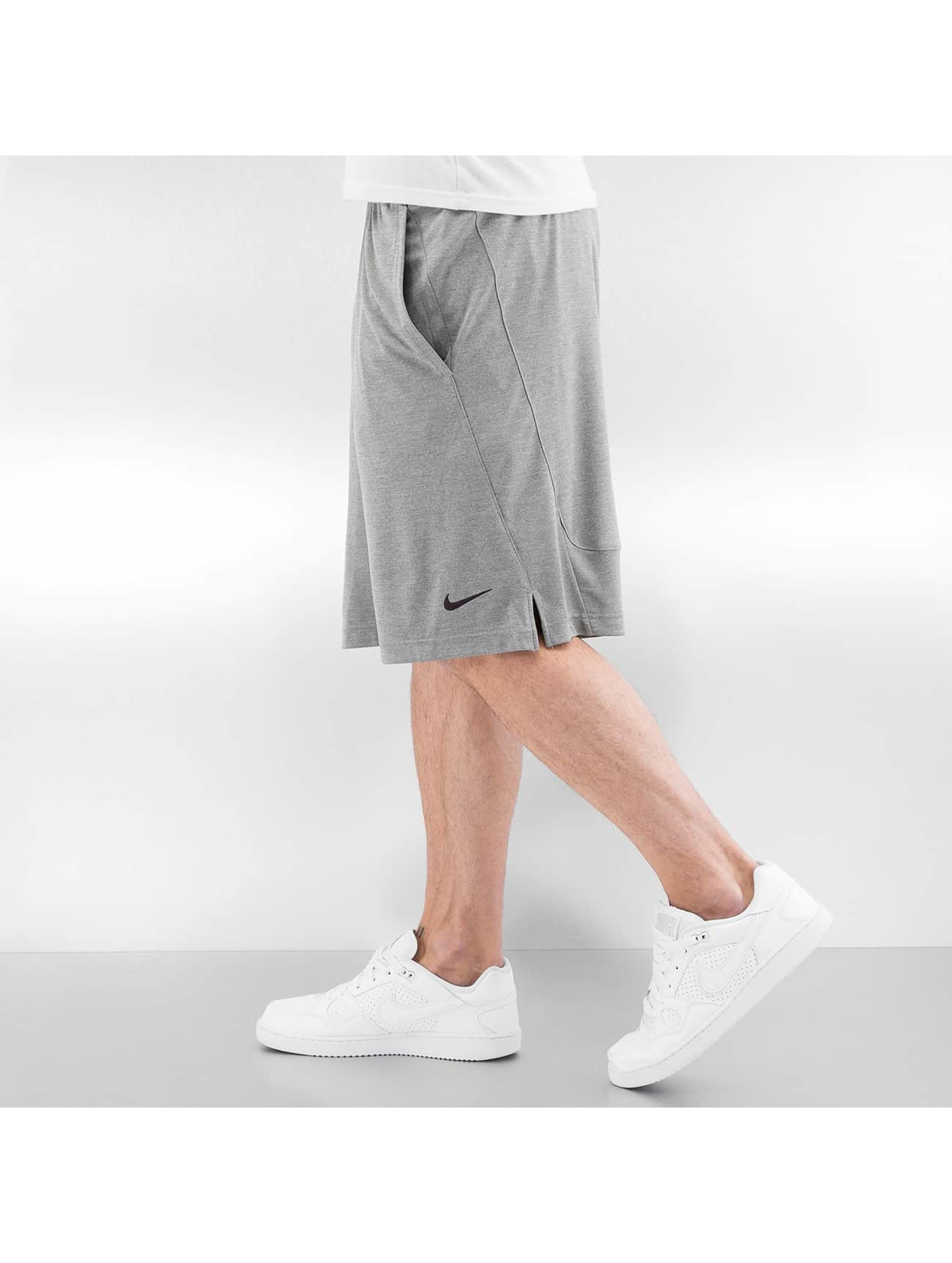"Nike shorts Fly 9"" grijs"