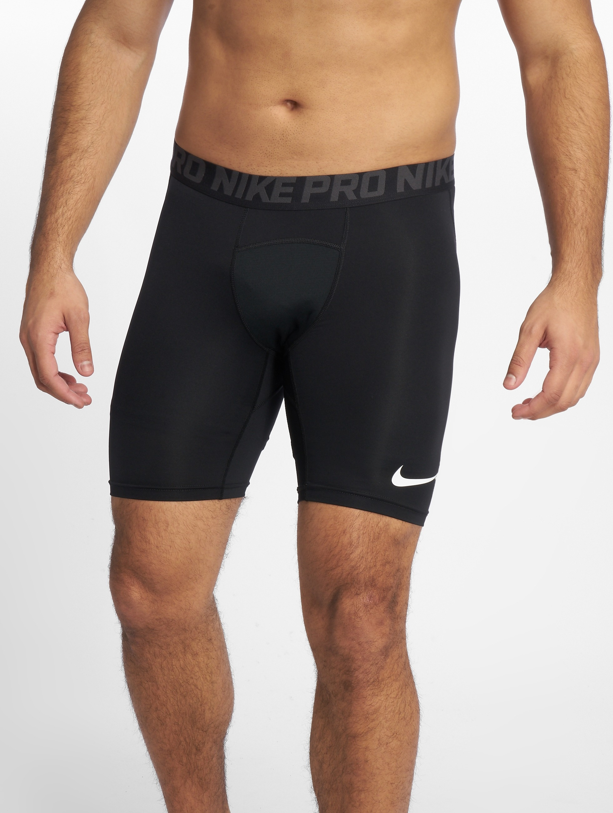 Nike Pro Shorts BlackAnthraciteWhite