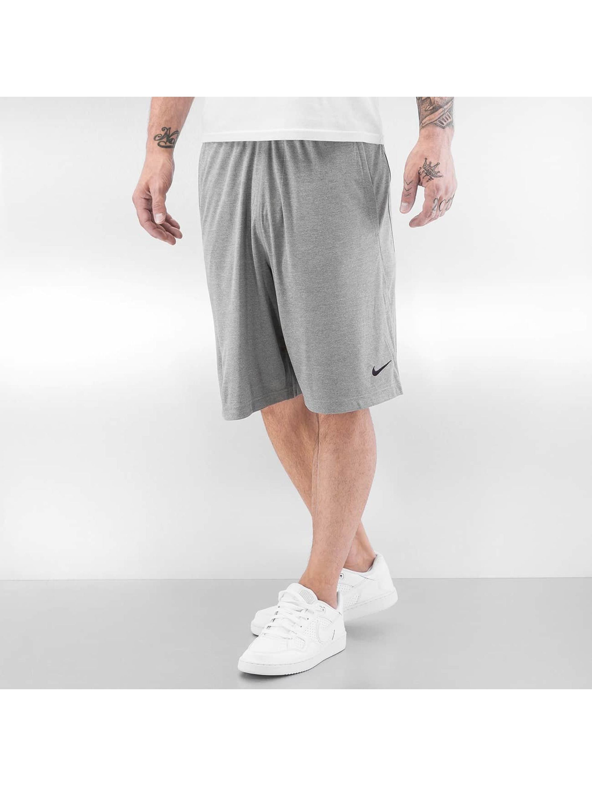 "Nike Shortsit Fly 9"" harmaa"