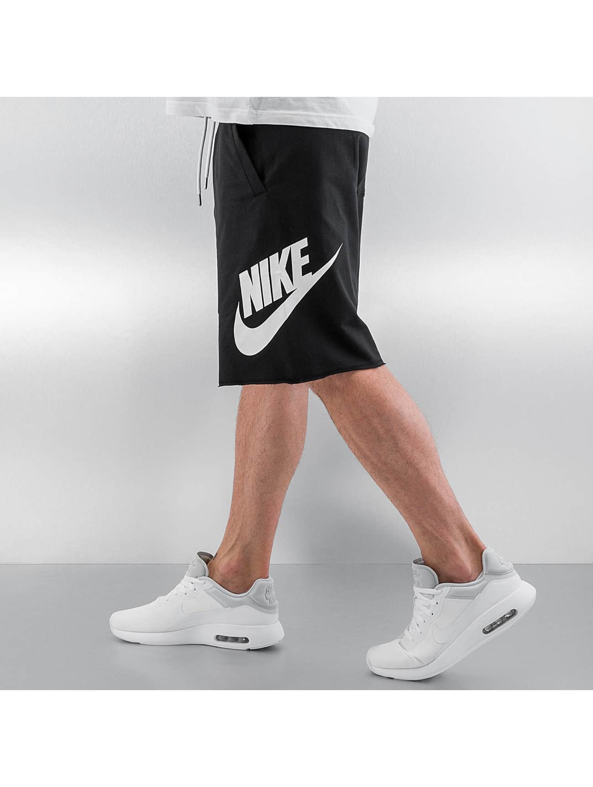 Nike Shortsit NSW FT GX musta