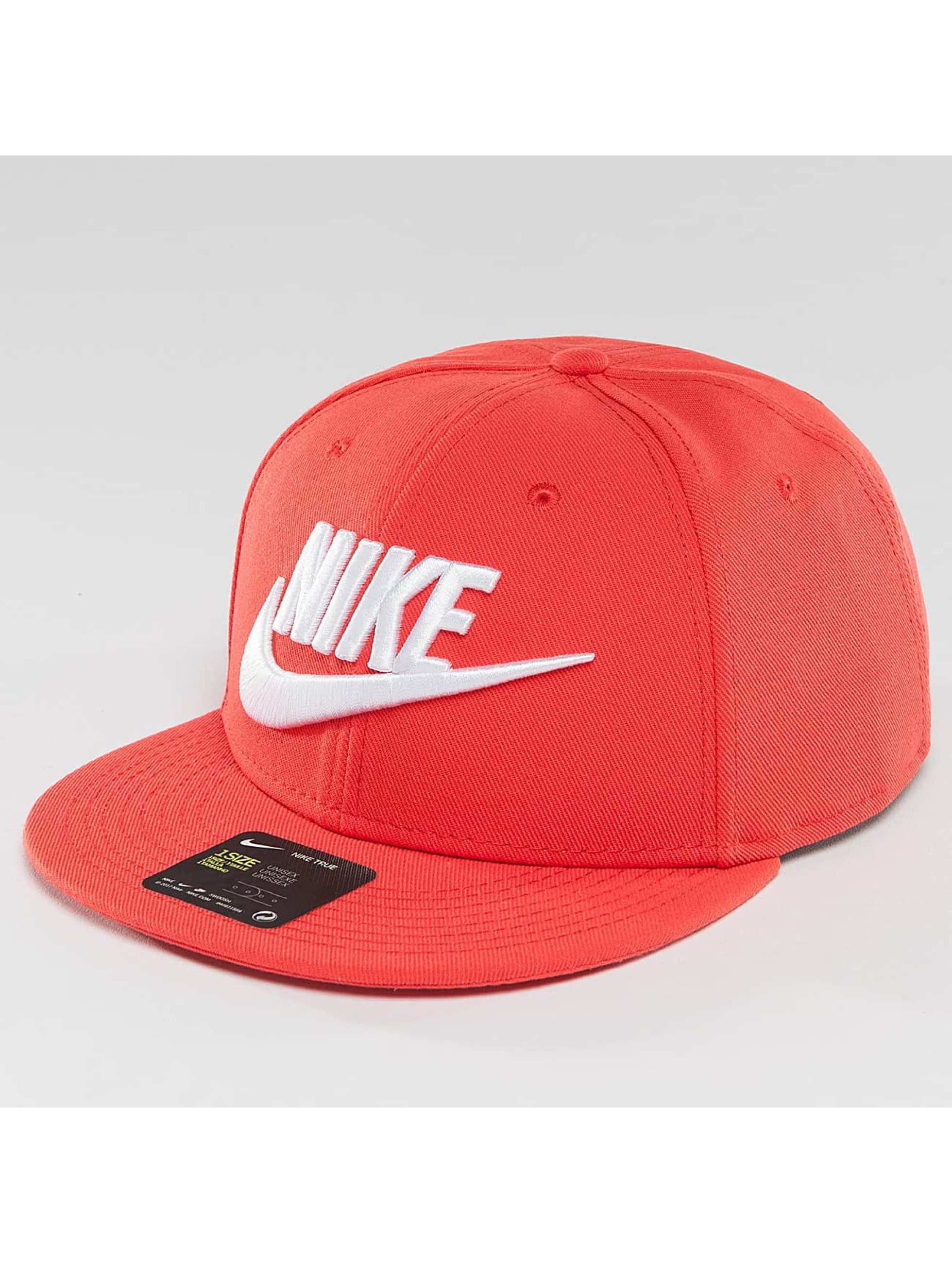Nike Snapback Cap True red
