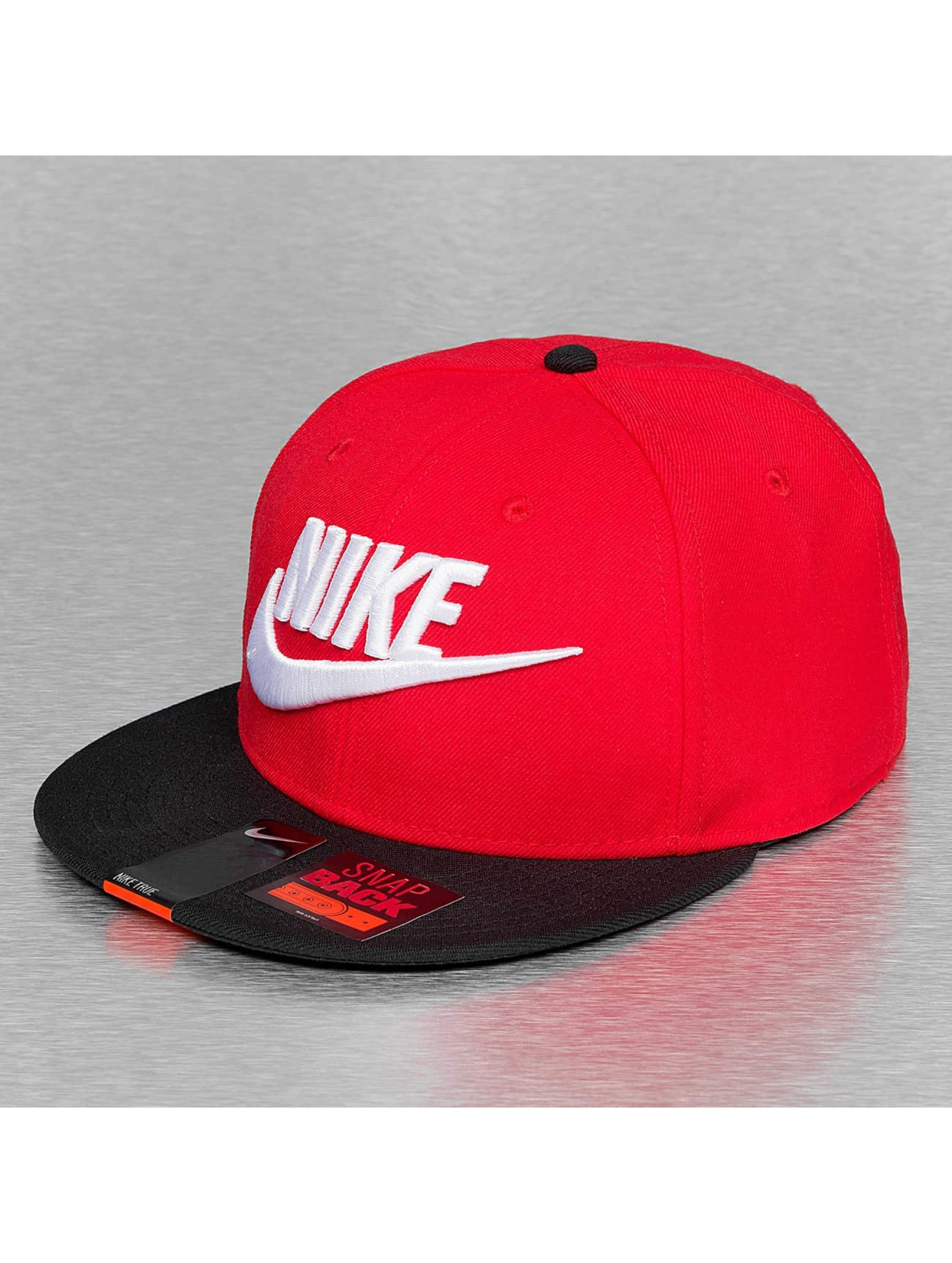 Nike snapback cap Futura True 2 rood