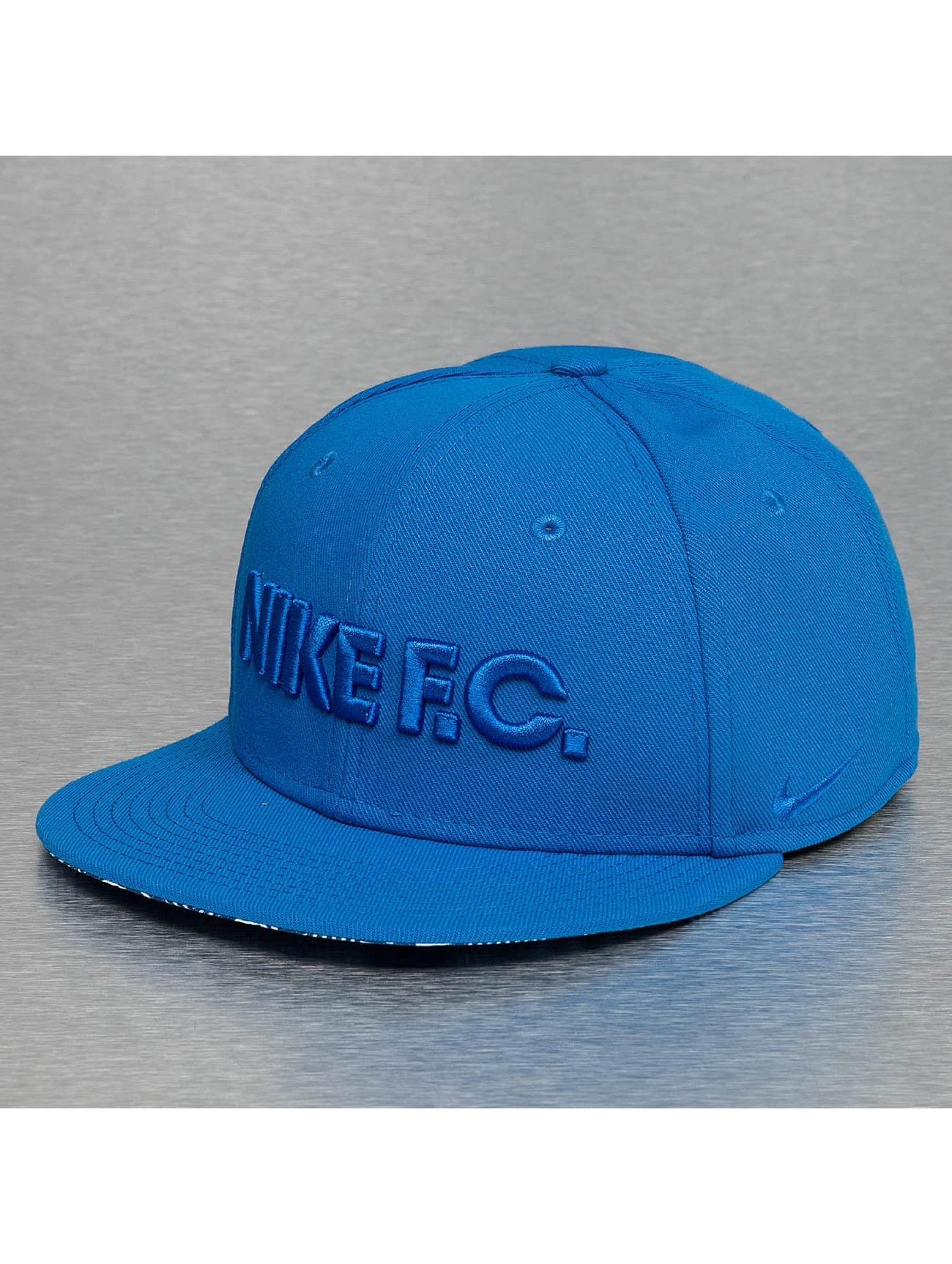 Nike Snapback Caps FC True niebieski