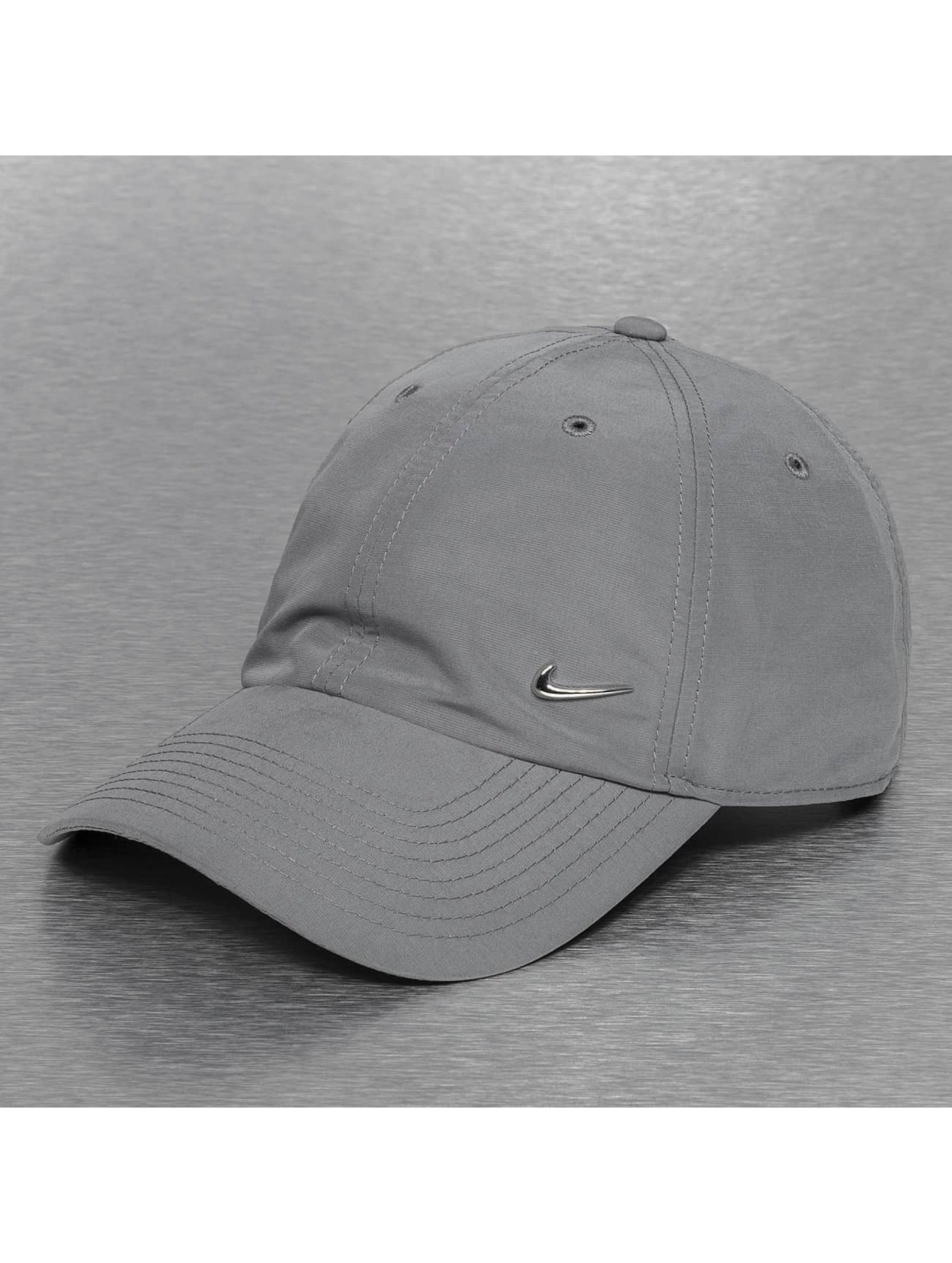 Grise Casquette Casquette Nike Nike Metal Swoosh YDW2eEH9I