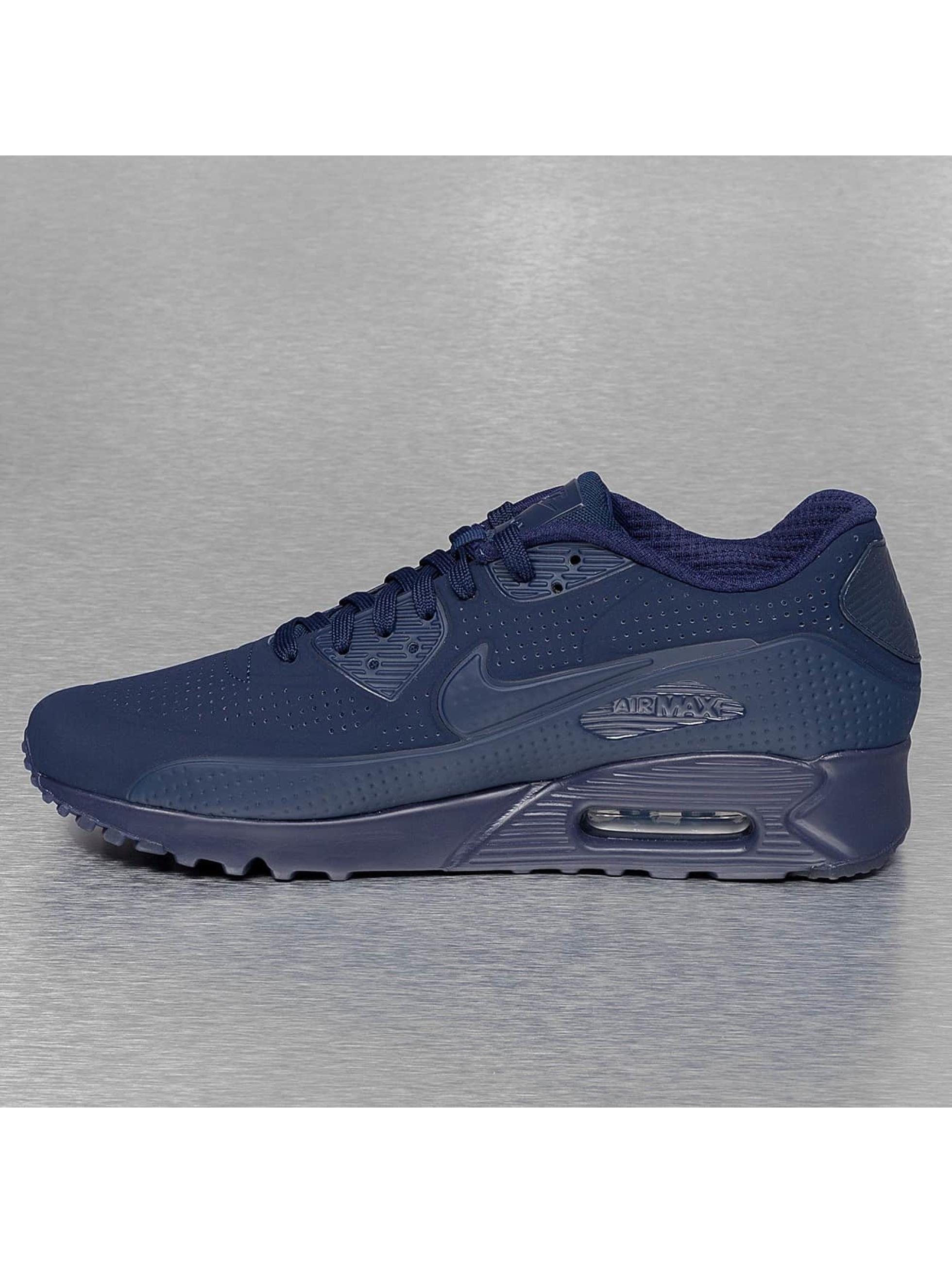 Nike Air Max Navy Rot Blau
