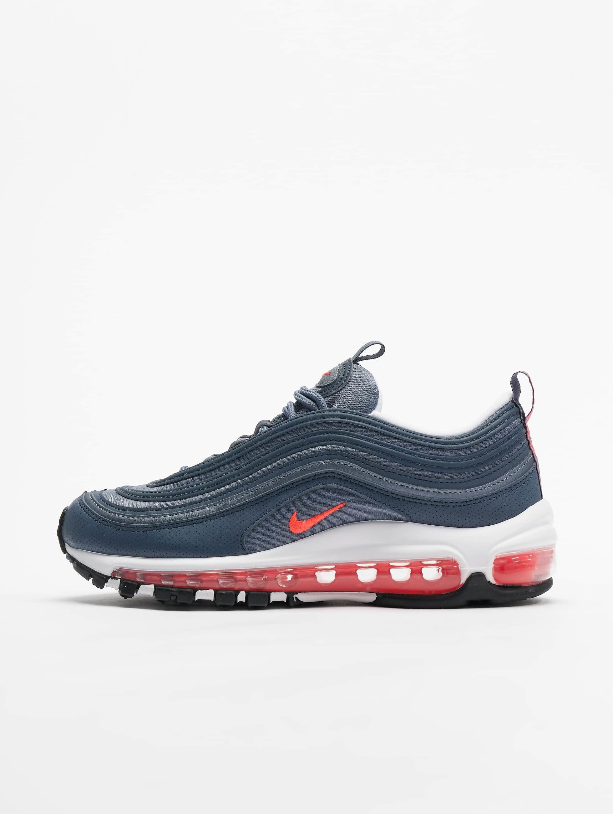 Nike Air Max 97 (GS) Sneakers Monsoon BlueFlash Crimson