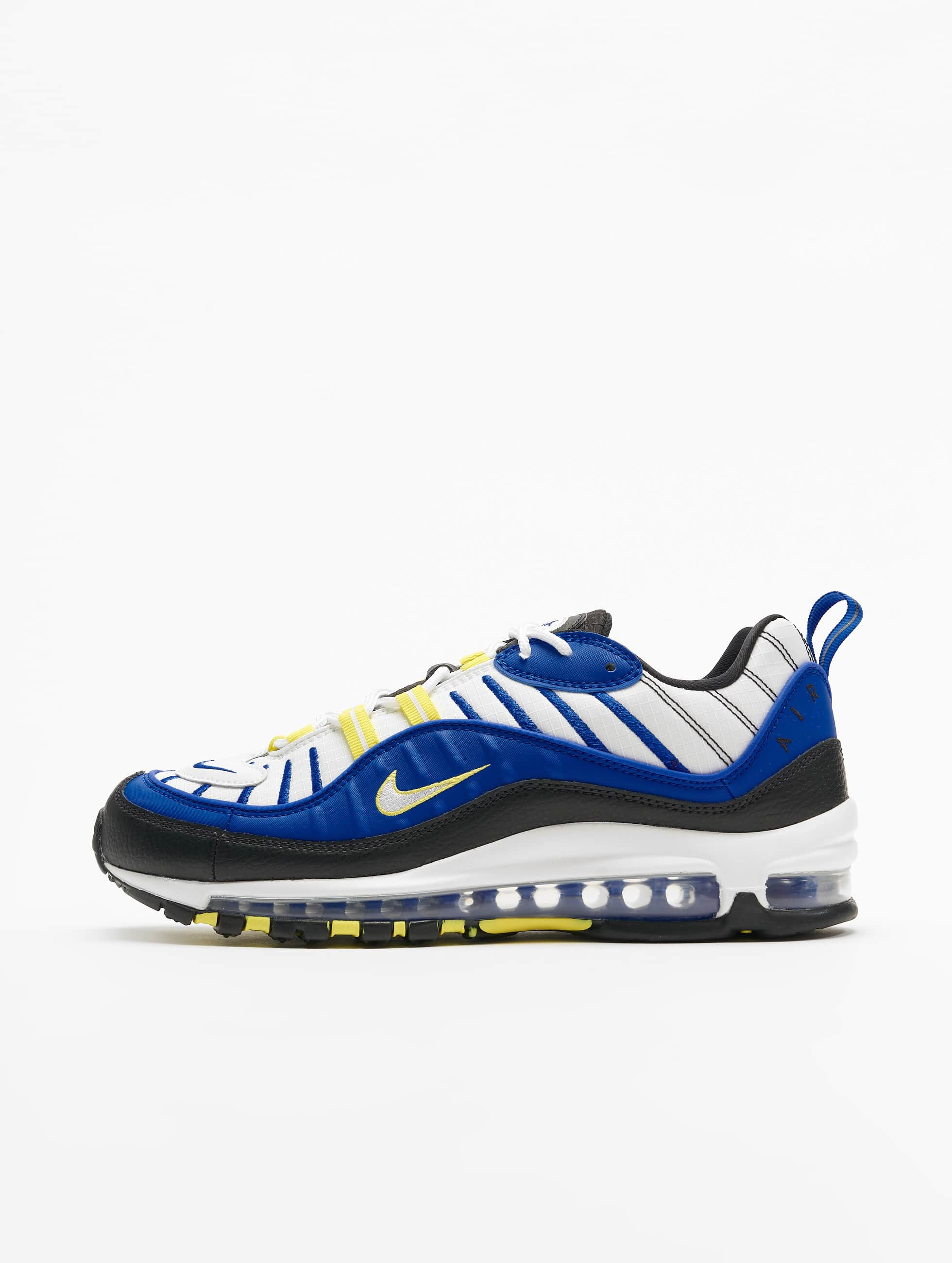 Nike Air Max 98 Sneakers Racer BlueWhiteBlackDynamic Yellow