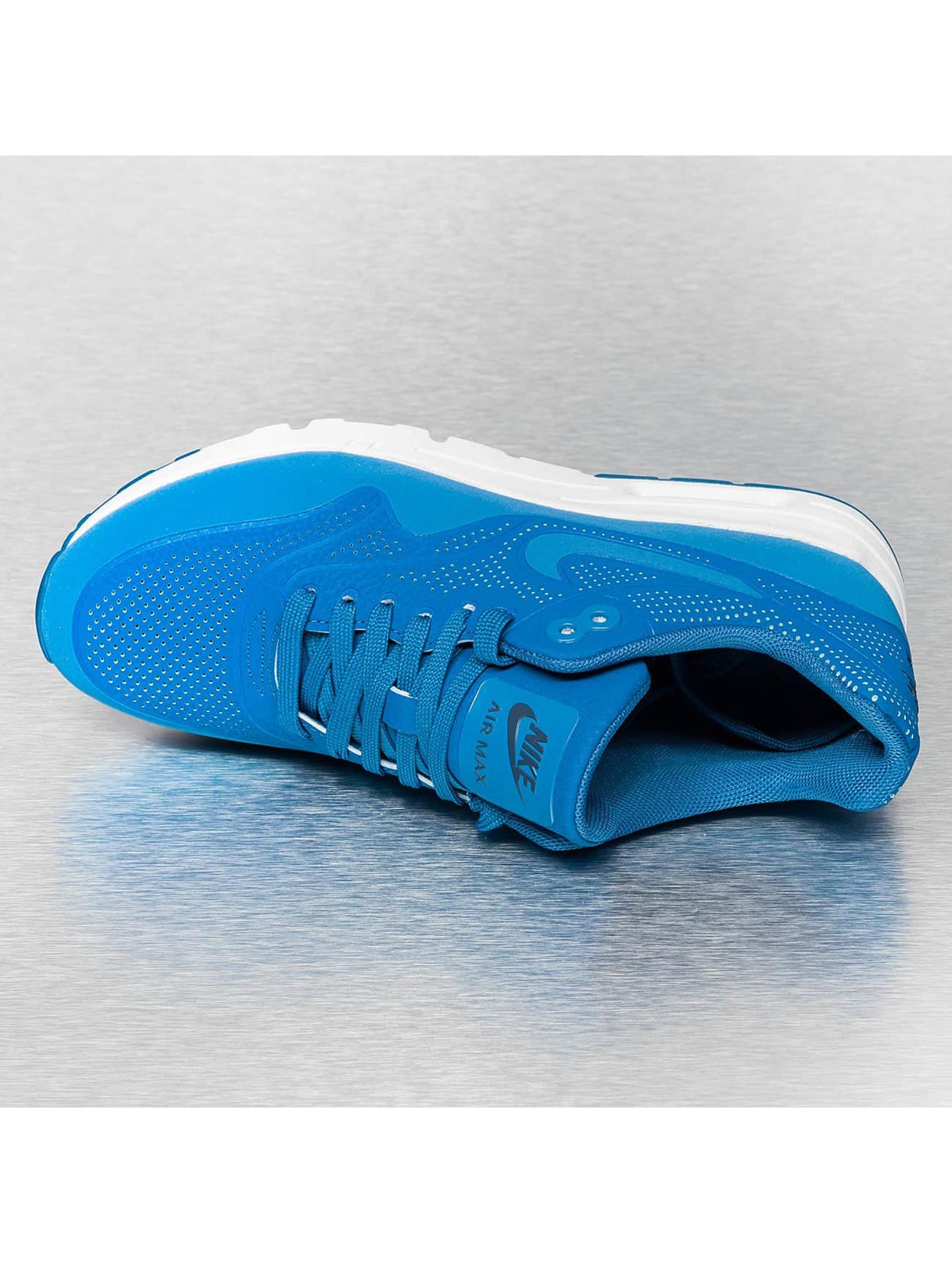 nike air max ultra moire blauw