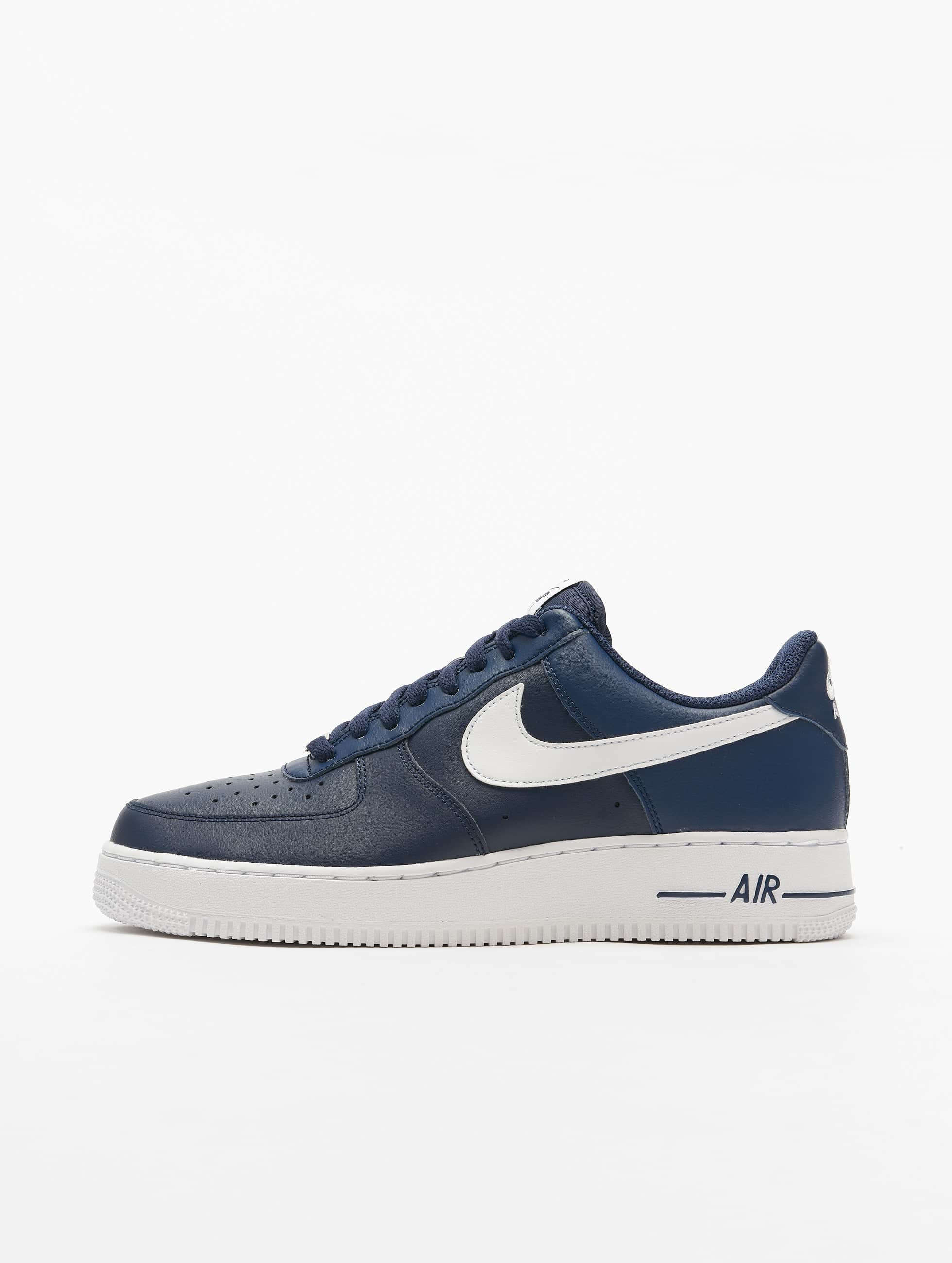 Nike Air Force 1 '07 AN20 Sneakers Midnight NavyWhite