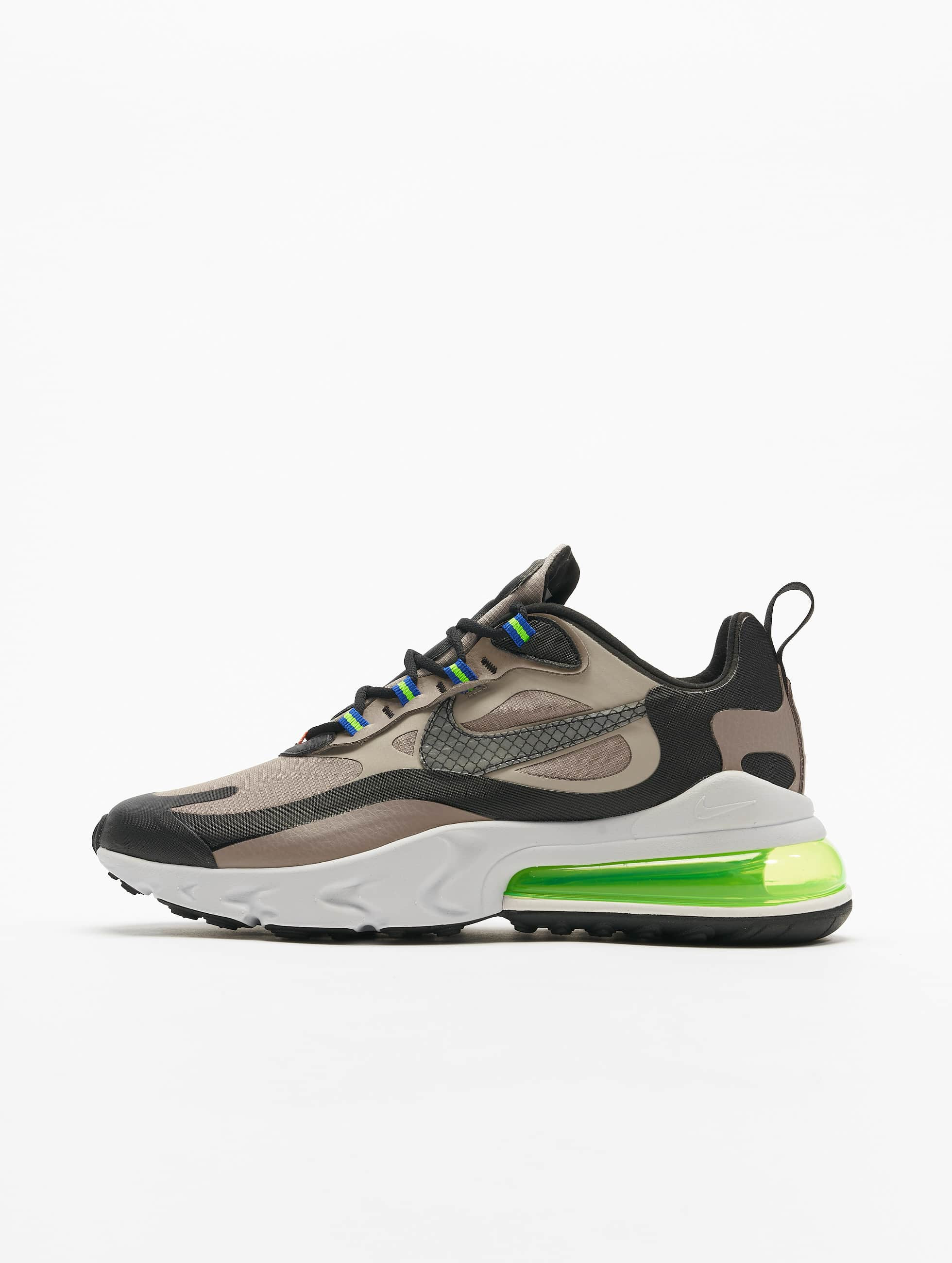 Nike Air Max 270 React WTR Sneakers Sepia StoneBlackMoon Particle