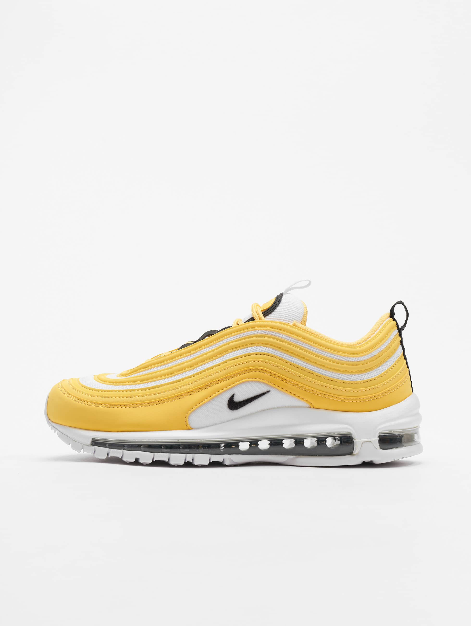 Nike Air Max 97 Sneakers Topaz Golden/Black/White