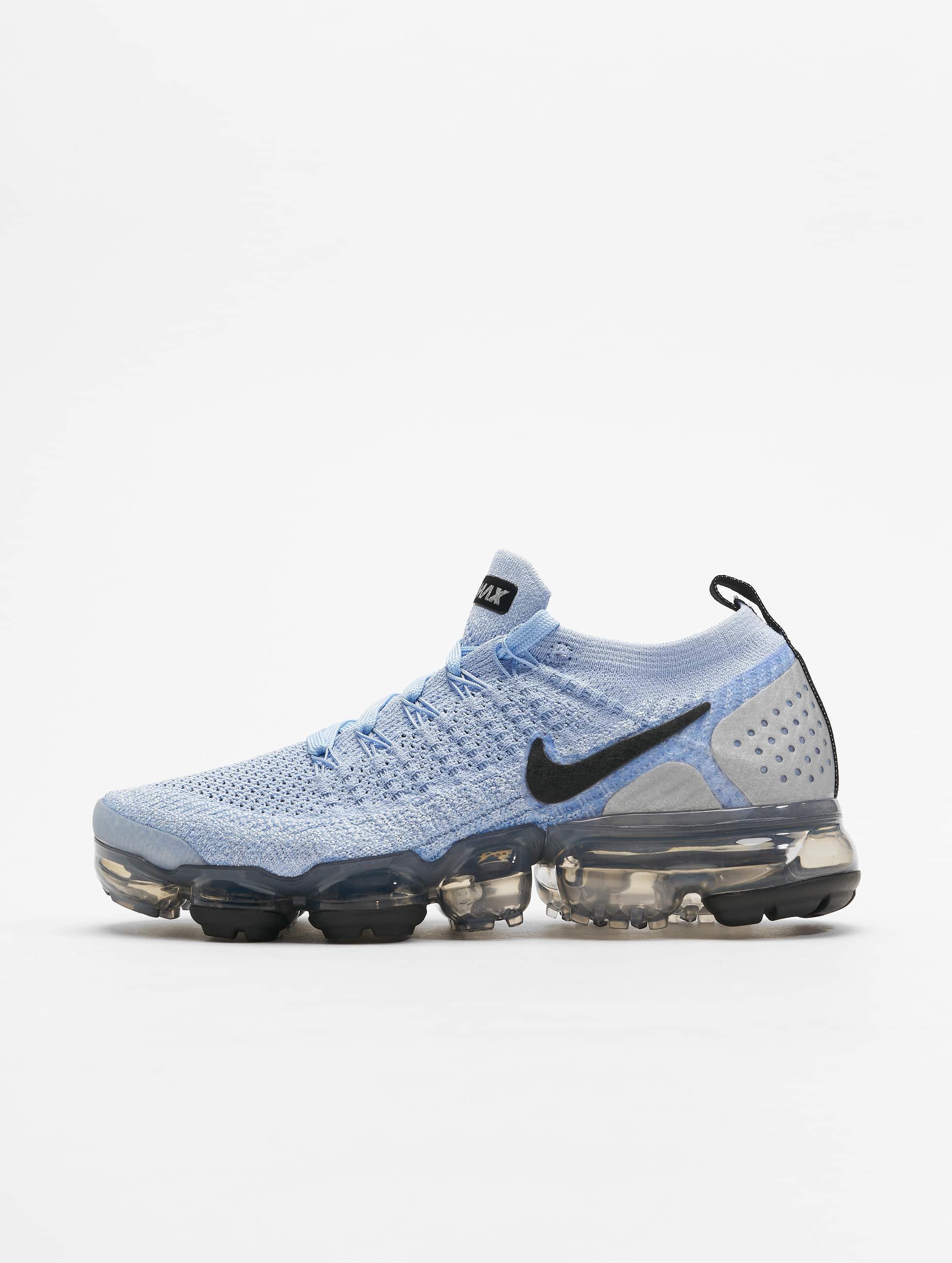 Nike Air Vapormax Flyknit 2 Sneakers AluminumBlackMetallic_Silvern