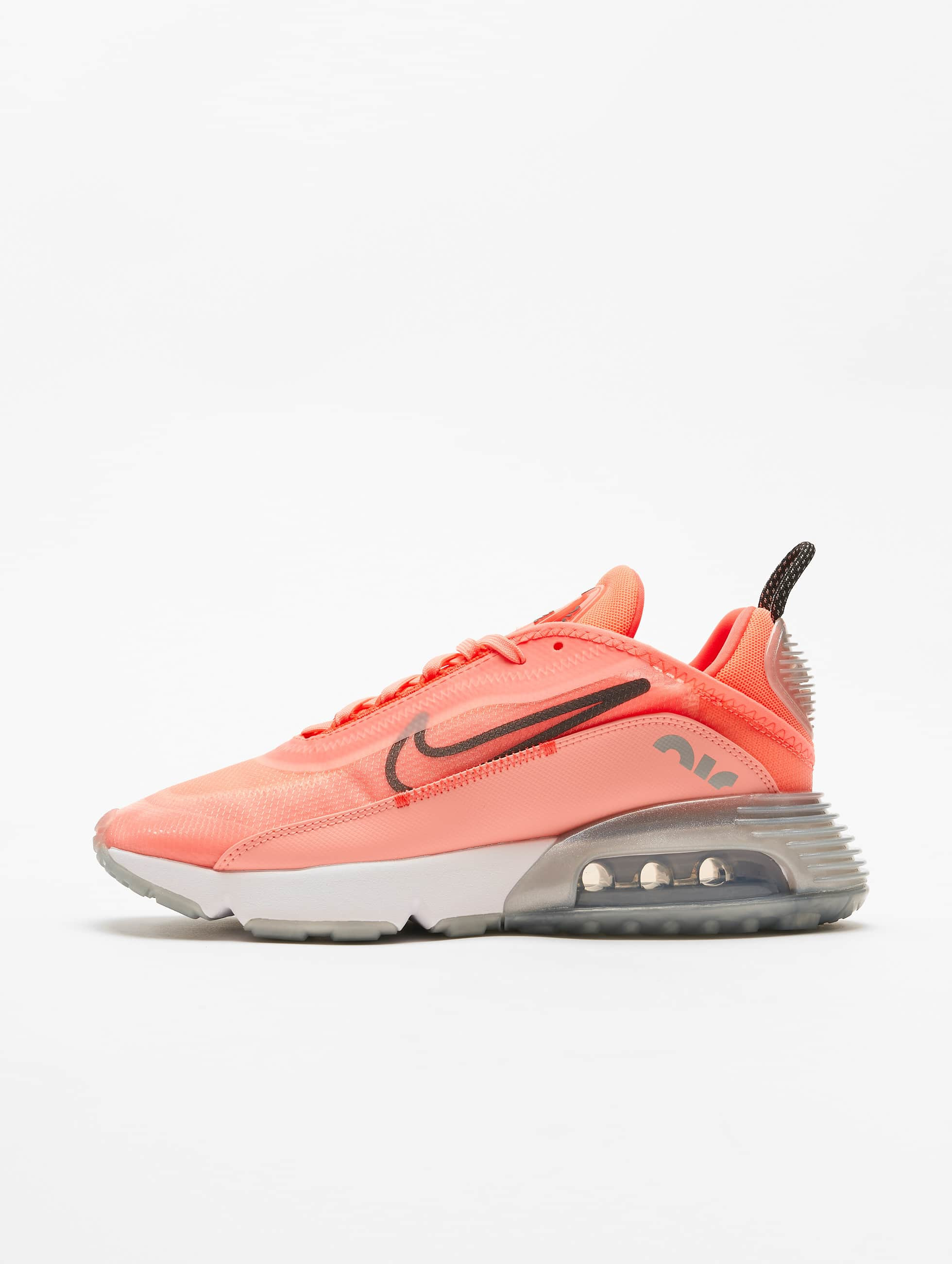 Nike W Air Max 2090 Sneakers Lava GlowBlackFlash Crimson