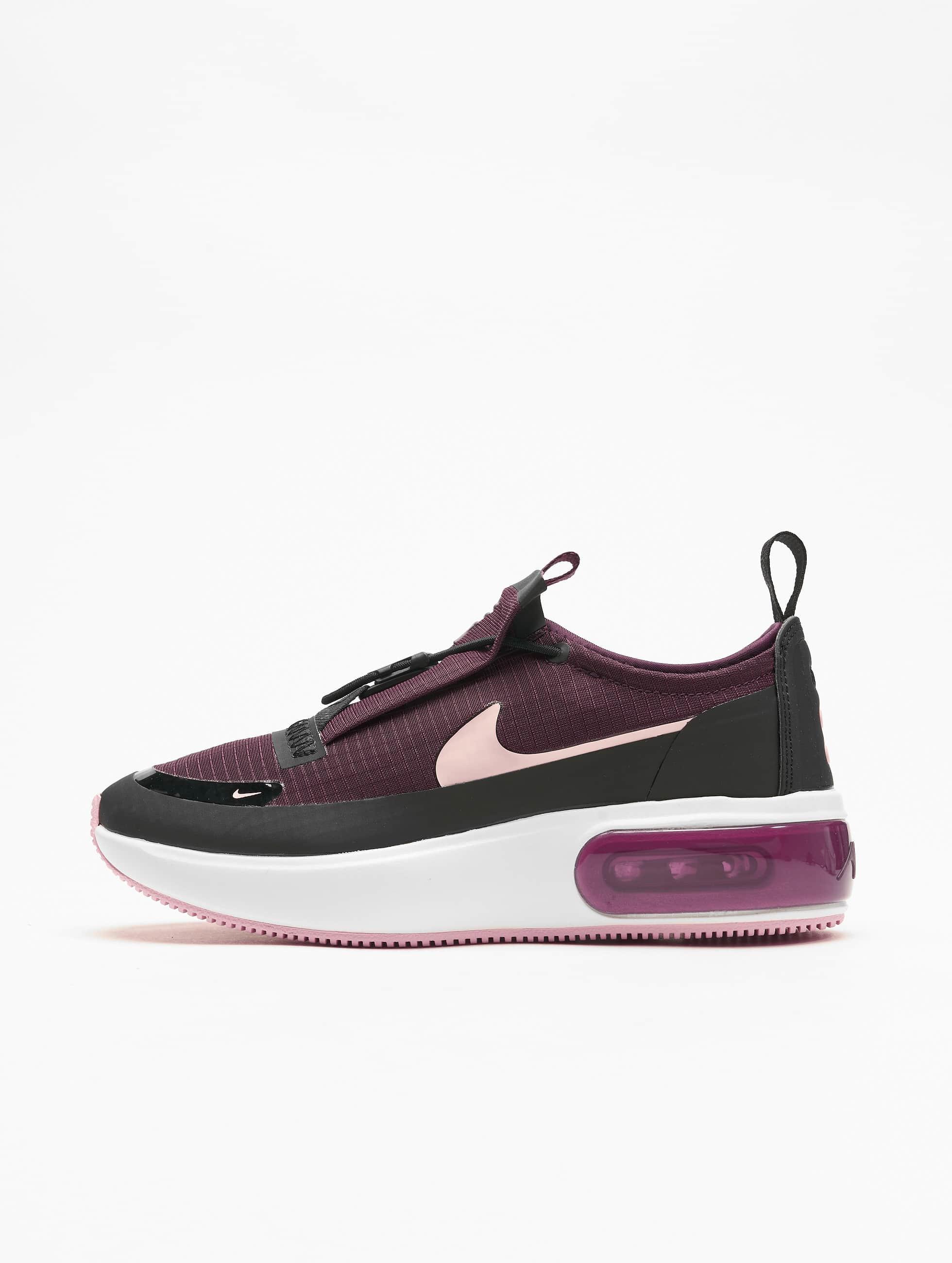 Nike Air Max Dia Winter Sneakers Night MaroonBleached CoralBlack